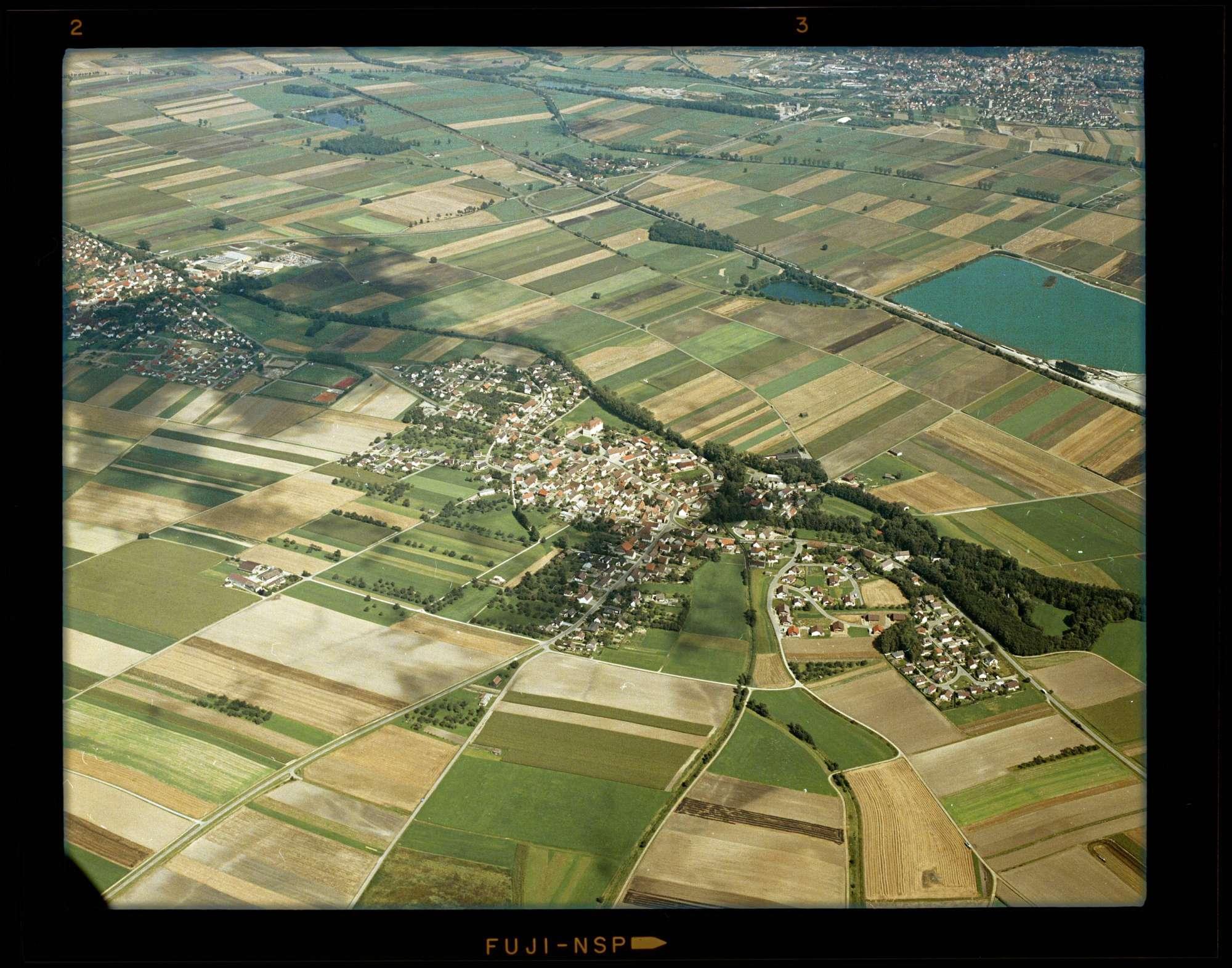 Obersulmetingen, Luftbild, Bild 1