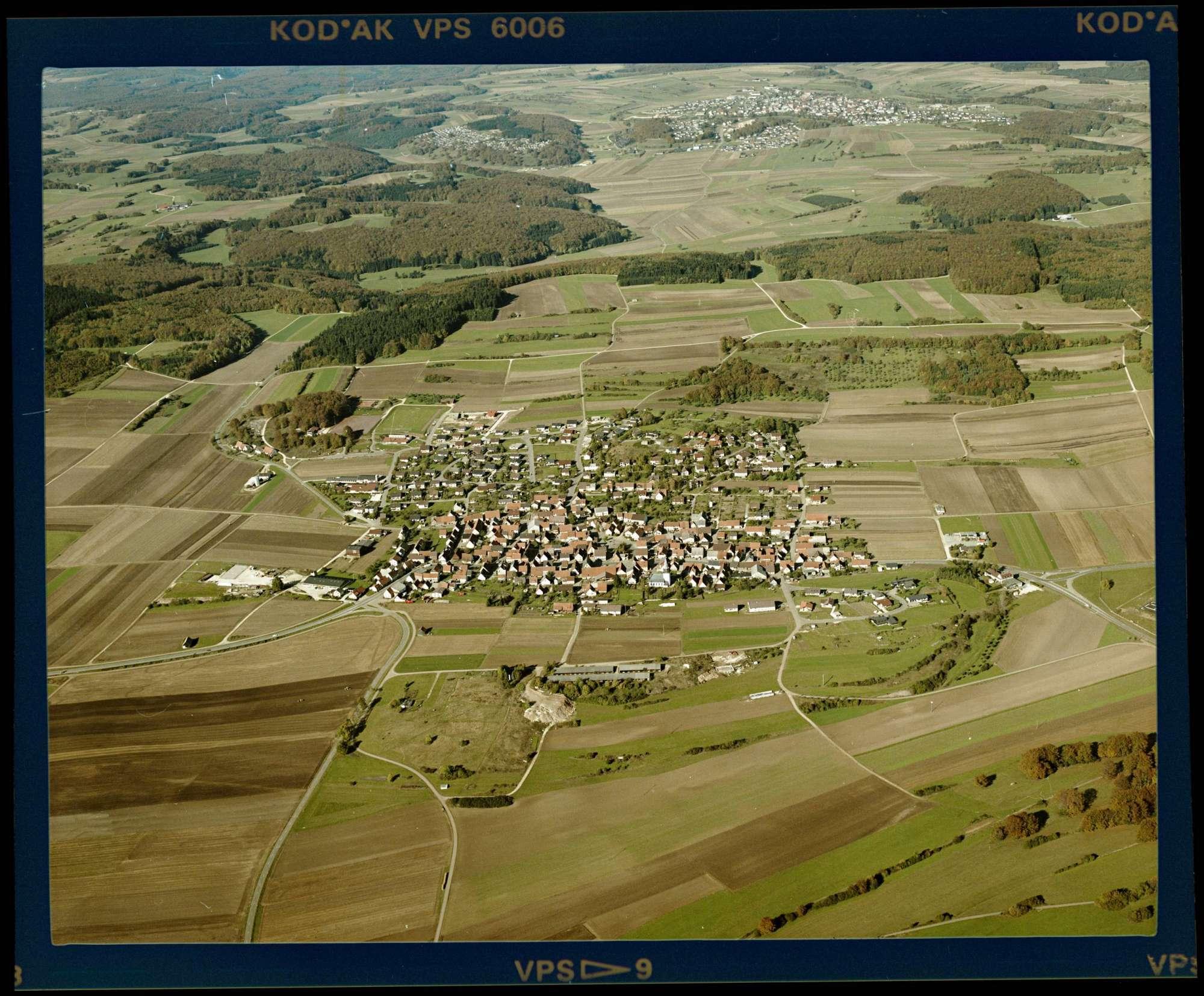 Feldstetten, Luftbild, Bild 1
