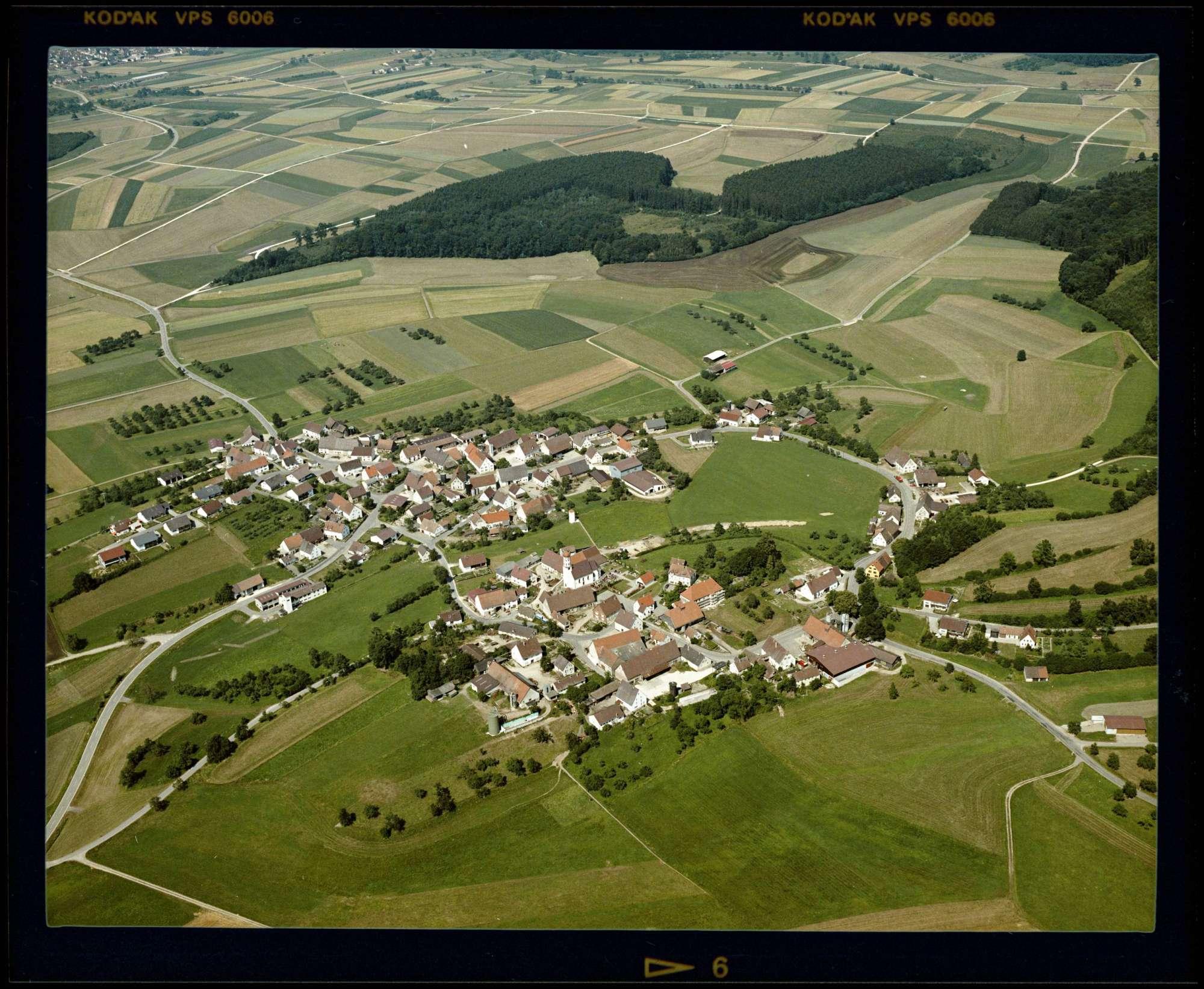 Reutlingendorf, Luftbild, Bild 1