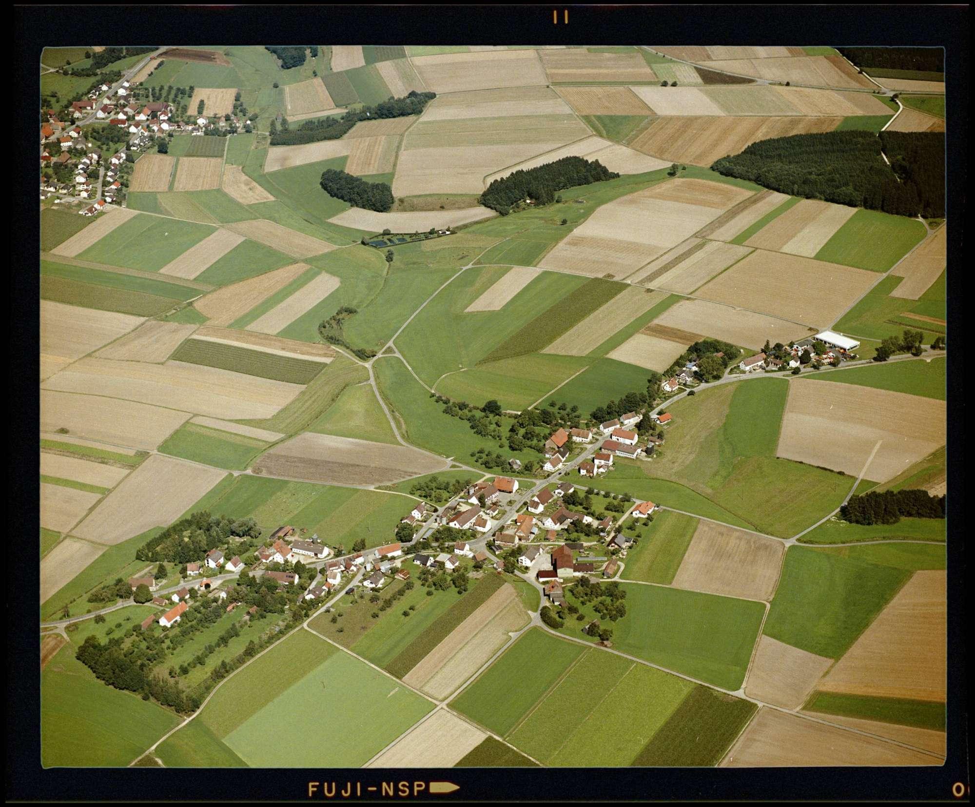 Ammerstetten, Luftbild, Bild 1