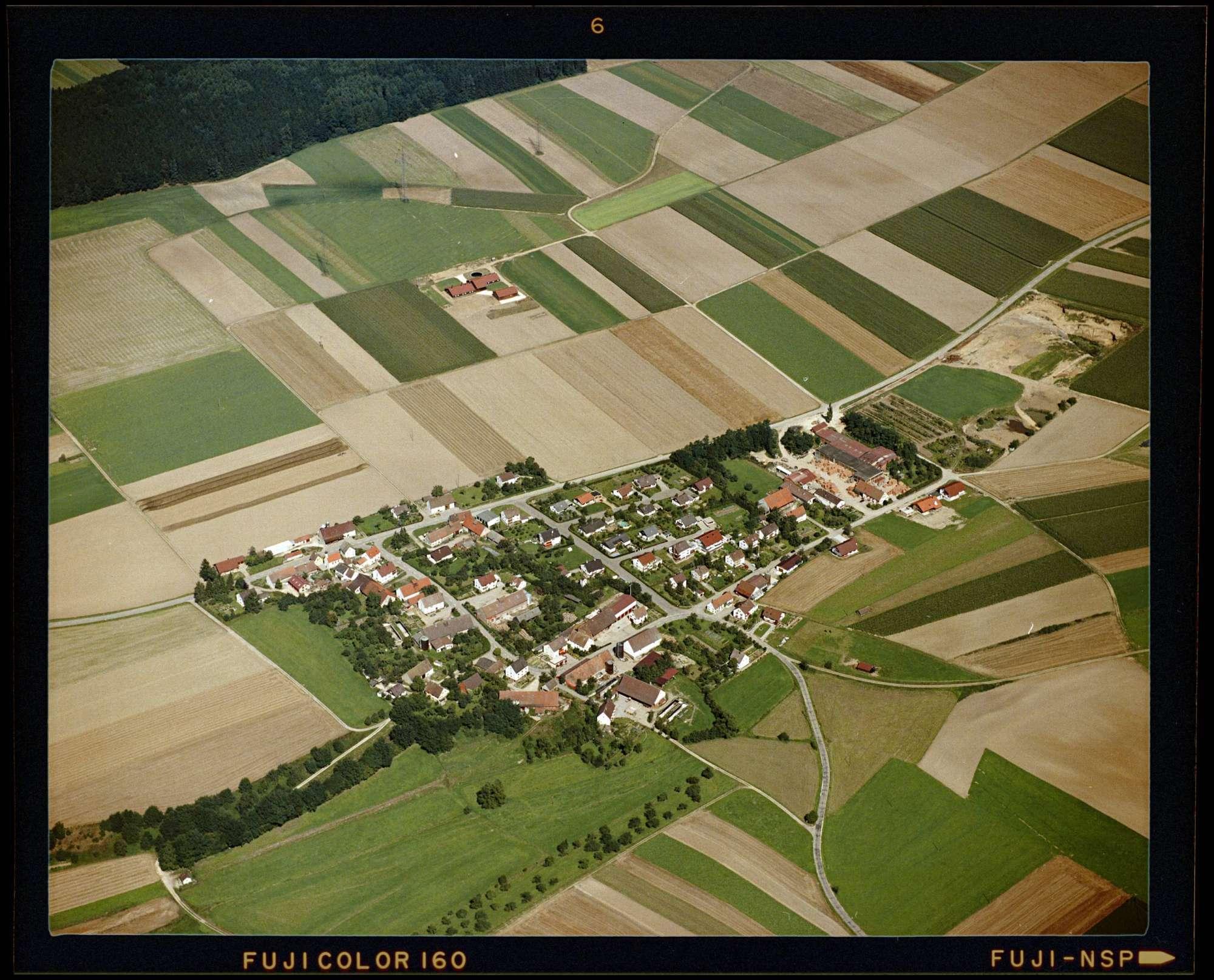 Humlangen, Luftbild, Bild 1