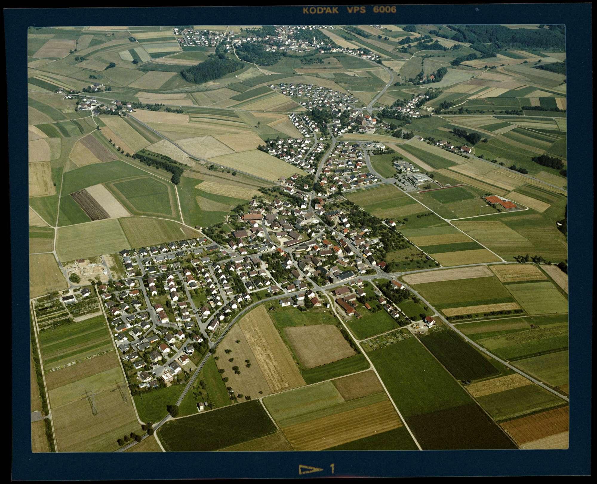 Altheim ob Weihung, Luftbild, Bild 1