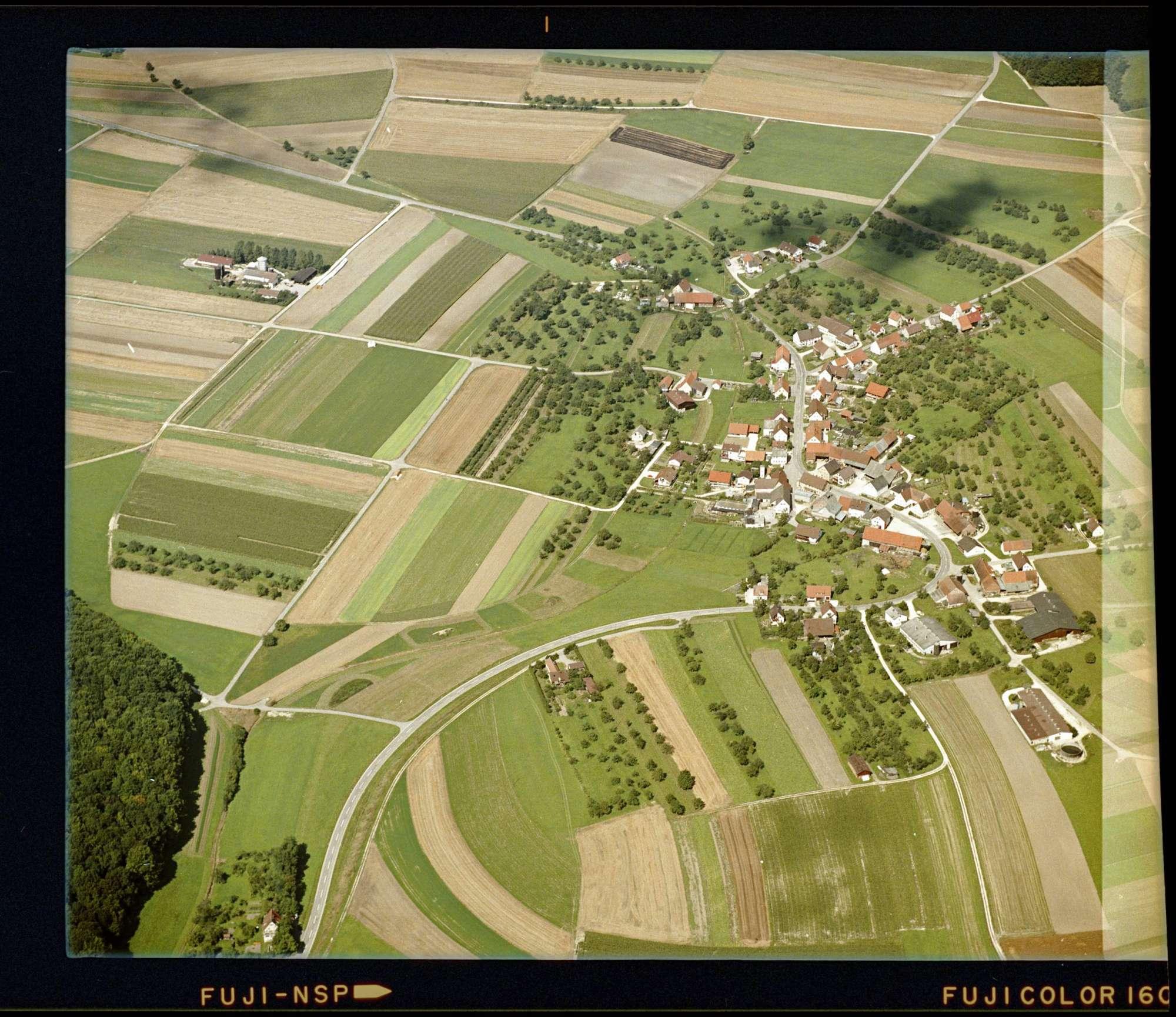 Erstetten, Luftbild, Bild 1