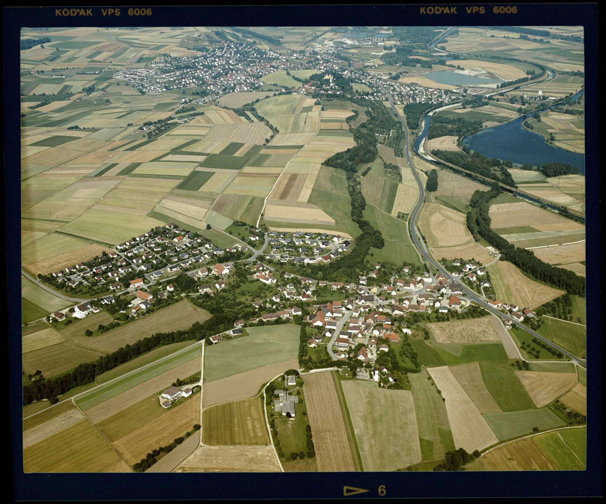 Donaurieden, Luftbild, Bild 1
