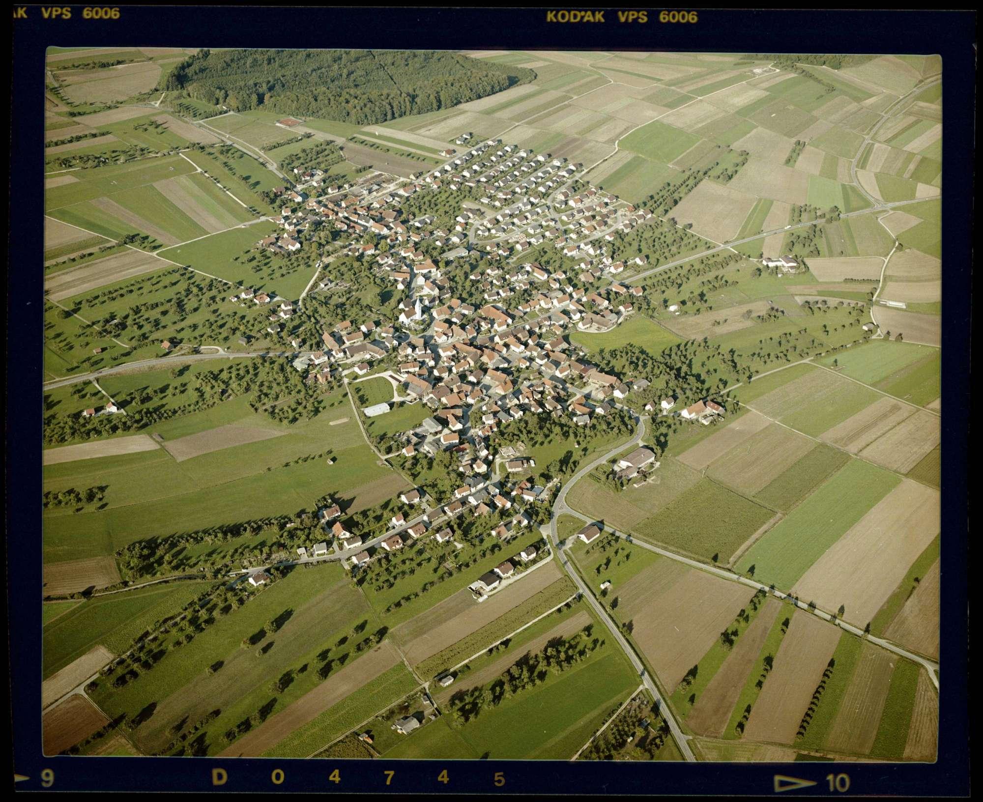 Ringingen, Luftbild, Bild 1