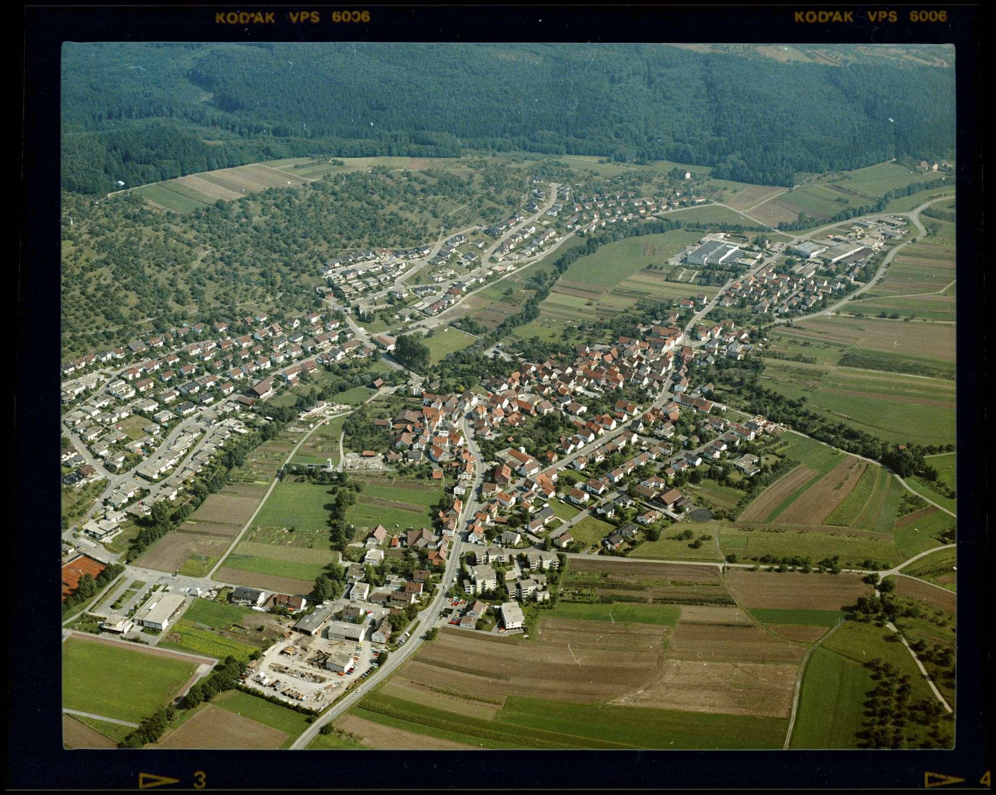 Birkmannsweiler, Luftbild, Bild 1