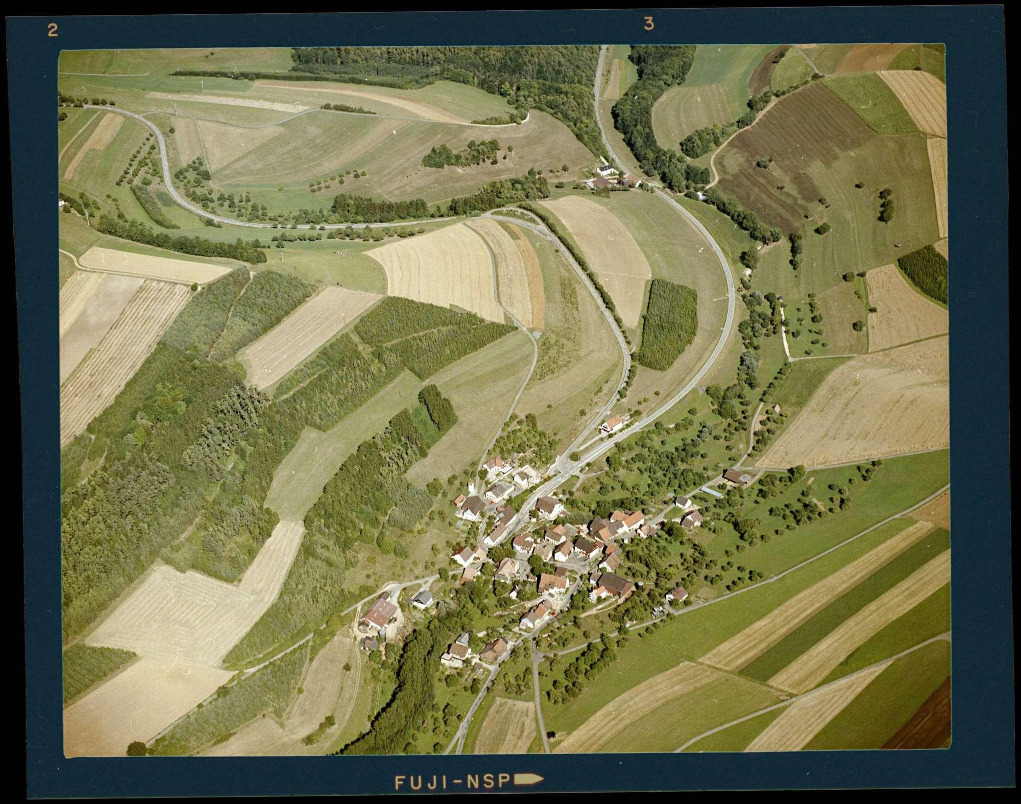 Nordhalden, Luftbild, Bild 1