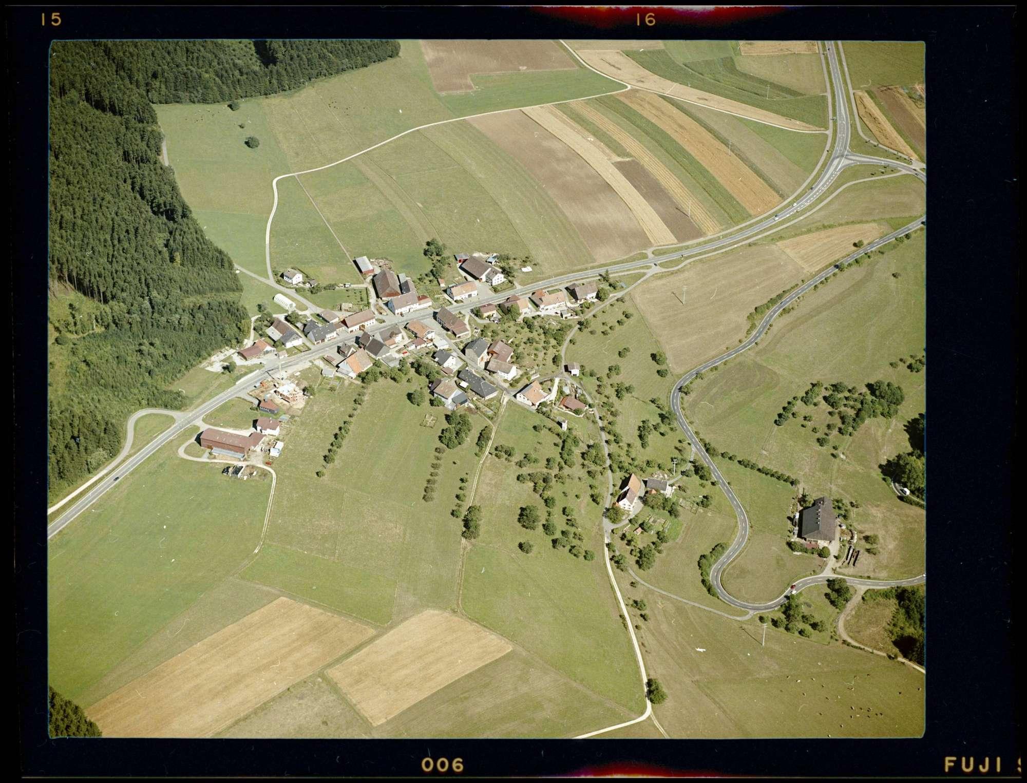 Randen, Luftbild, Bild 1