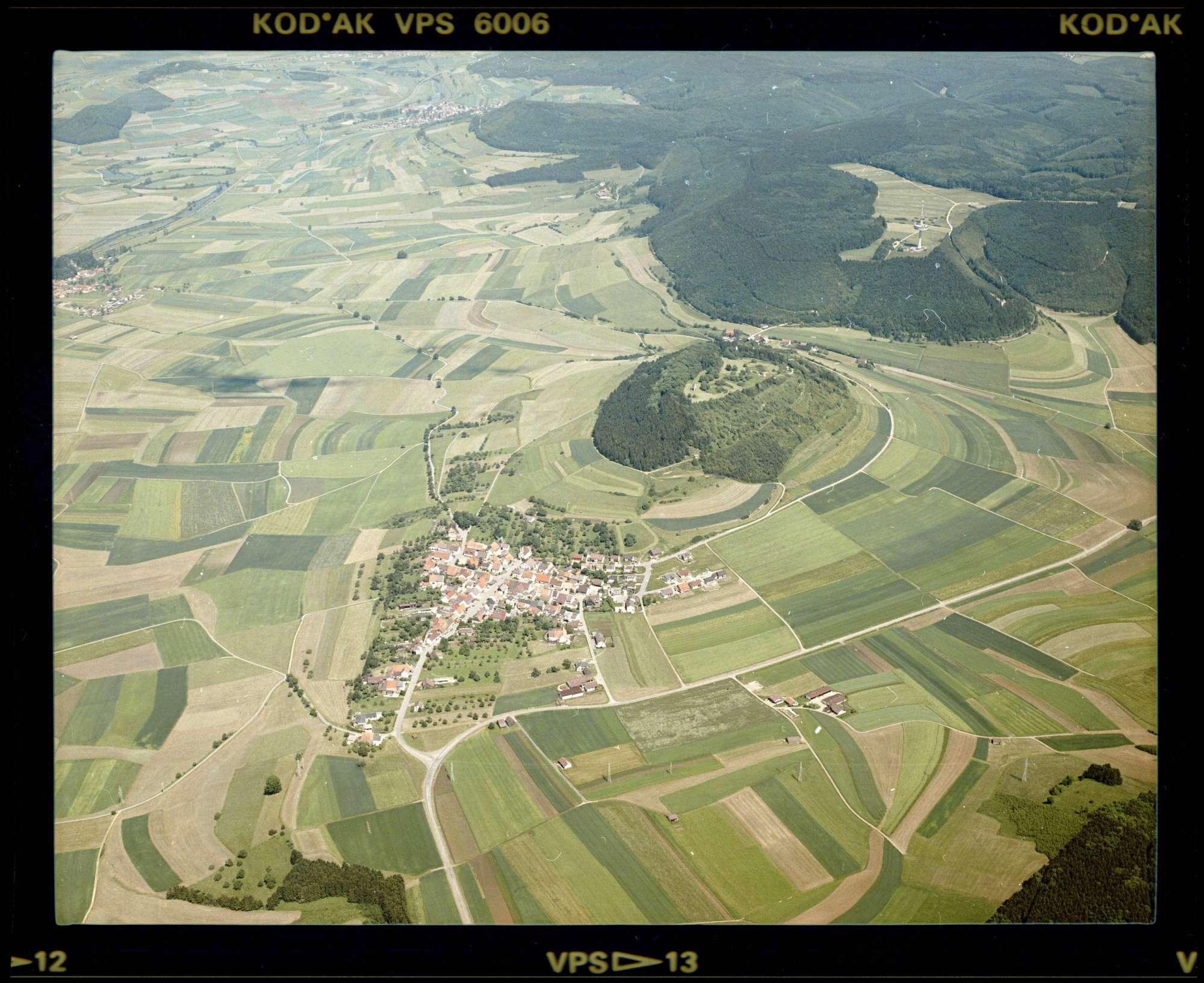 Fürstenberg, Luftbild, Bild 1