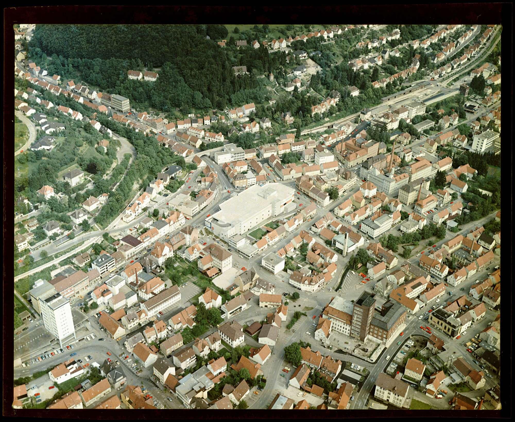 Tailfingen, Luftbild, Bild 1