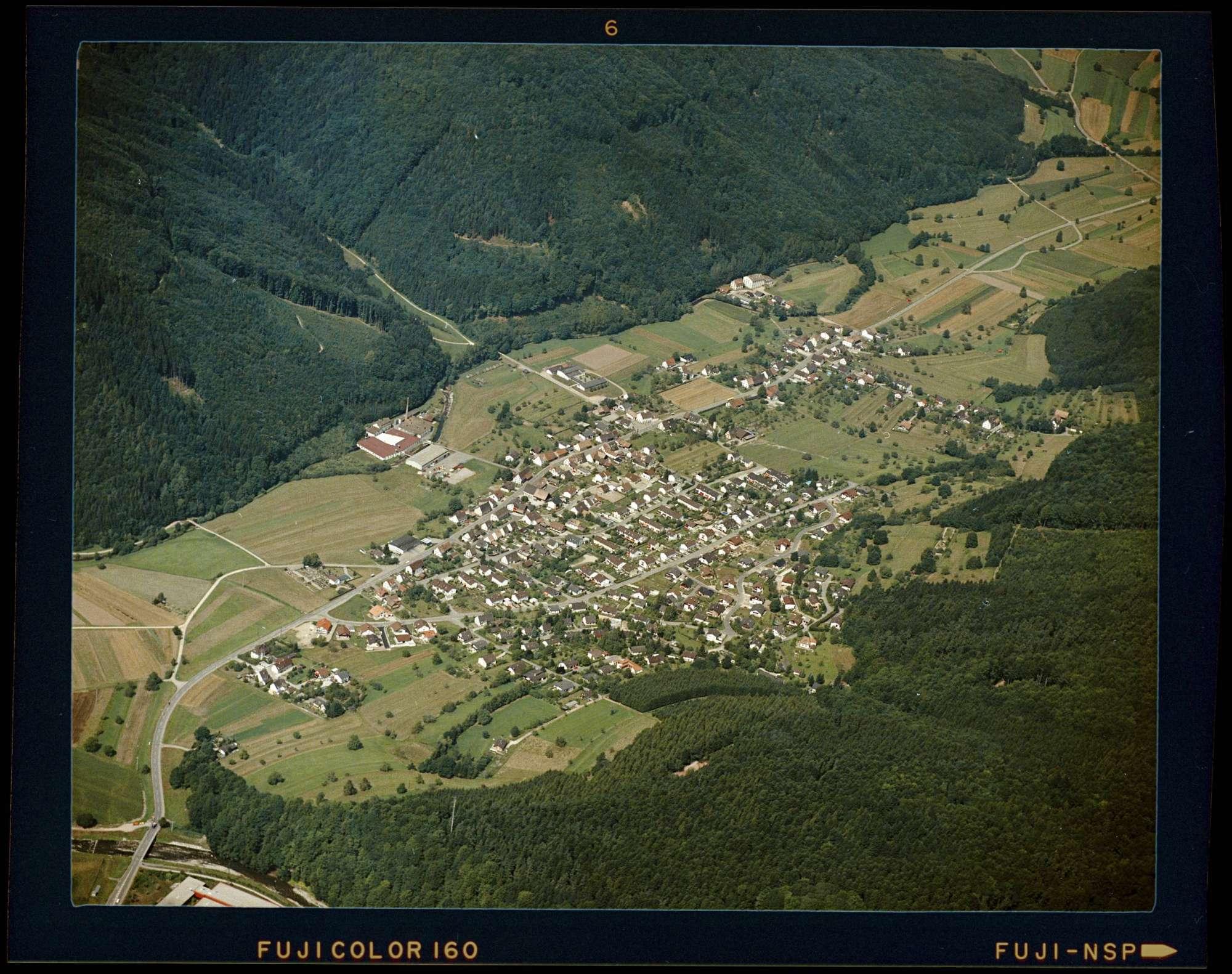 Langenau, Luftbild, Bild 1
