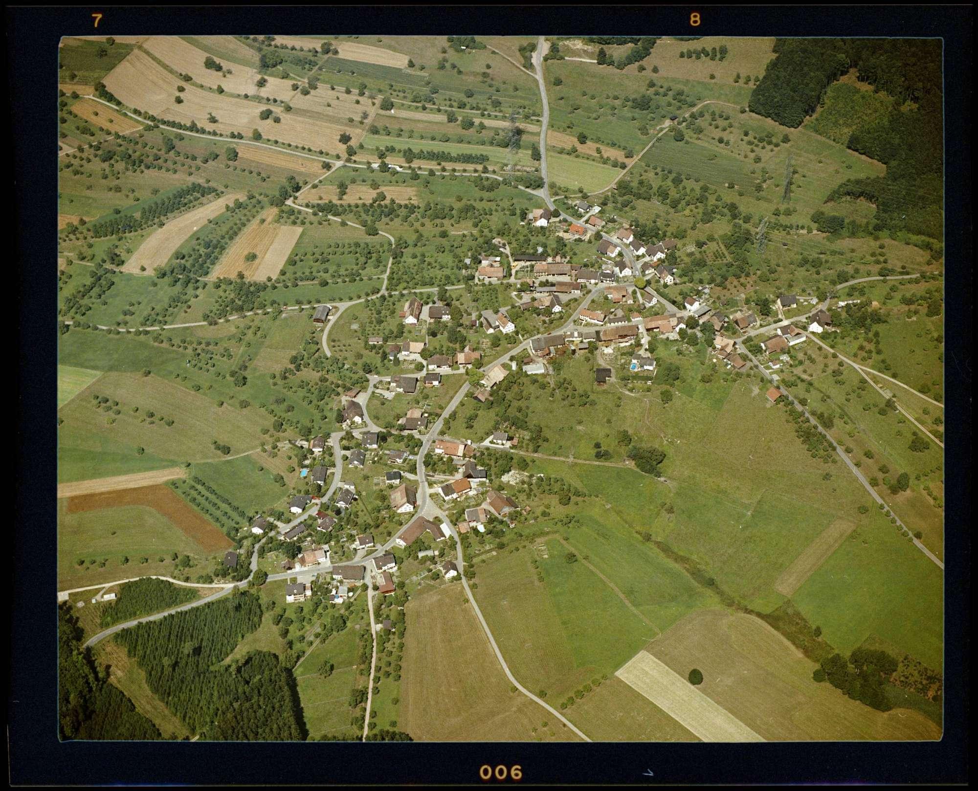 Nordschwaben, Luftbild, Bild 1