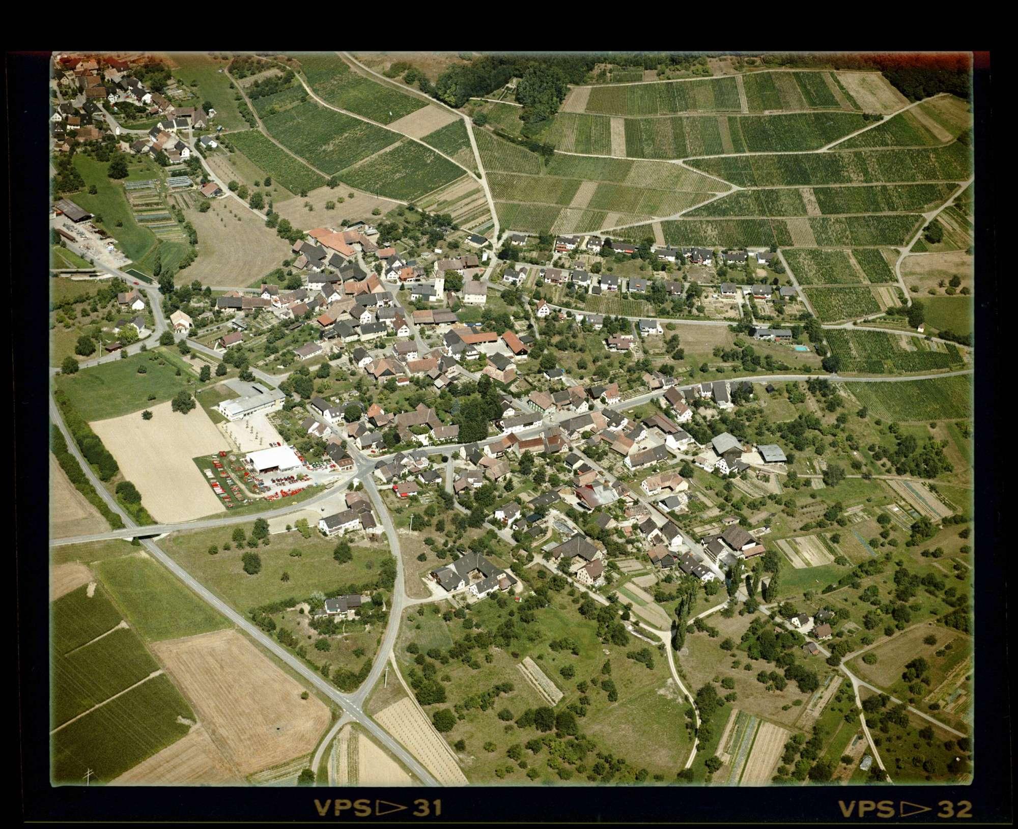 Tannenkirch, Luftbild, Bild 1