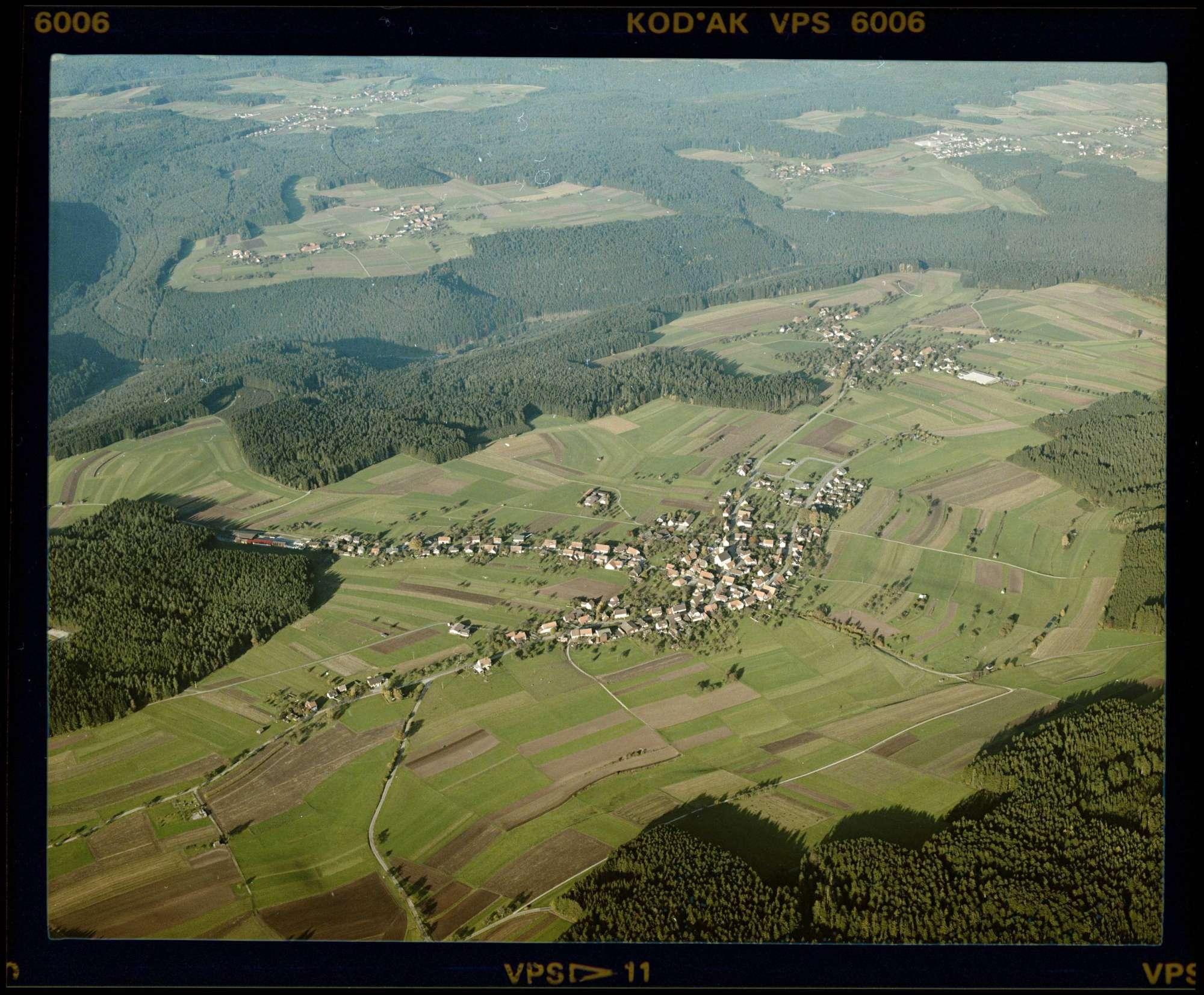 Grömbach, Luftbild, Bild 1