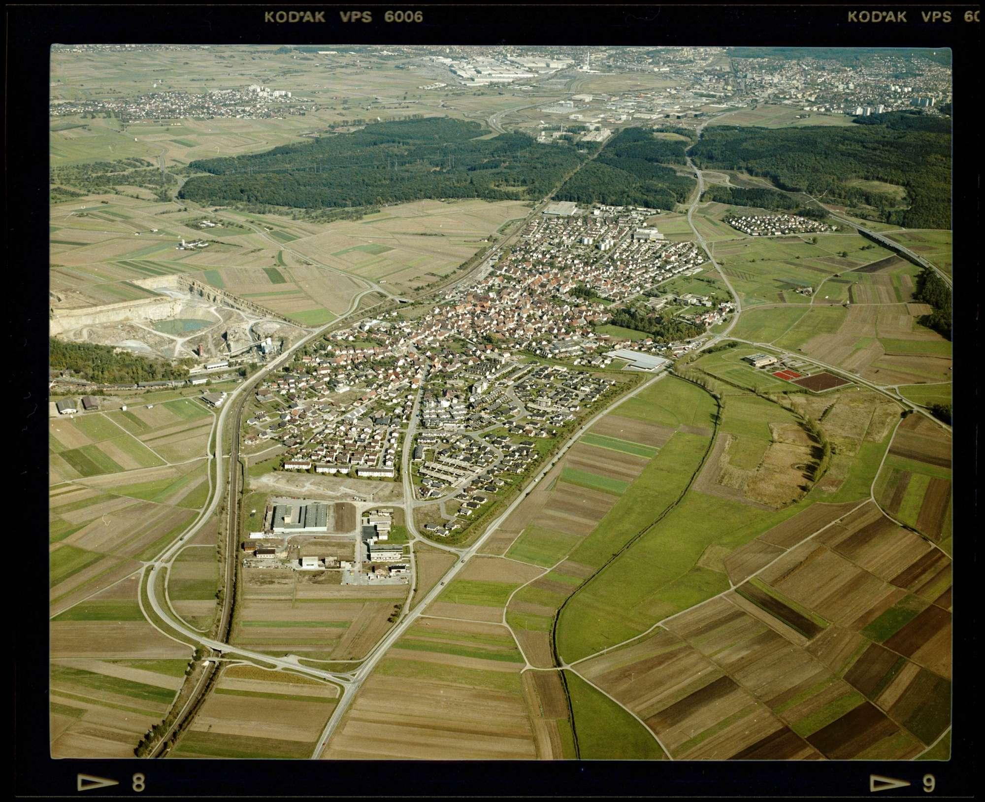 Ehningen, Luftbild, Bild 1