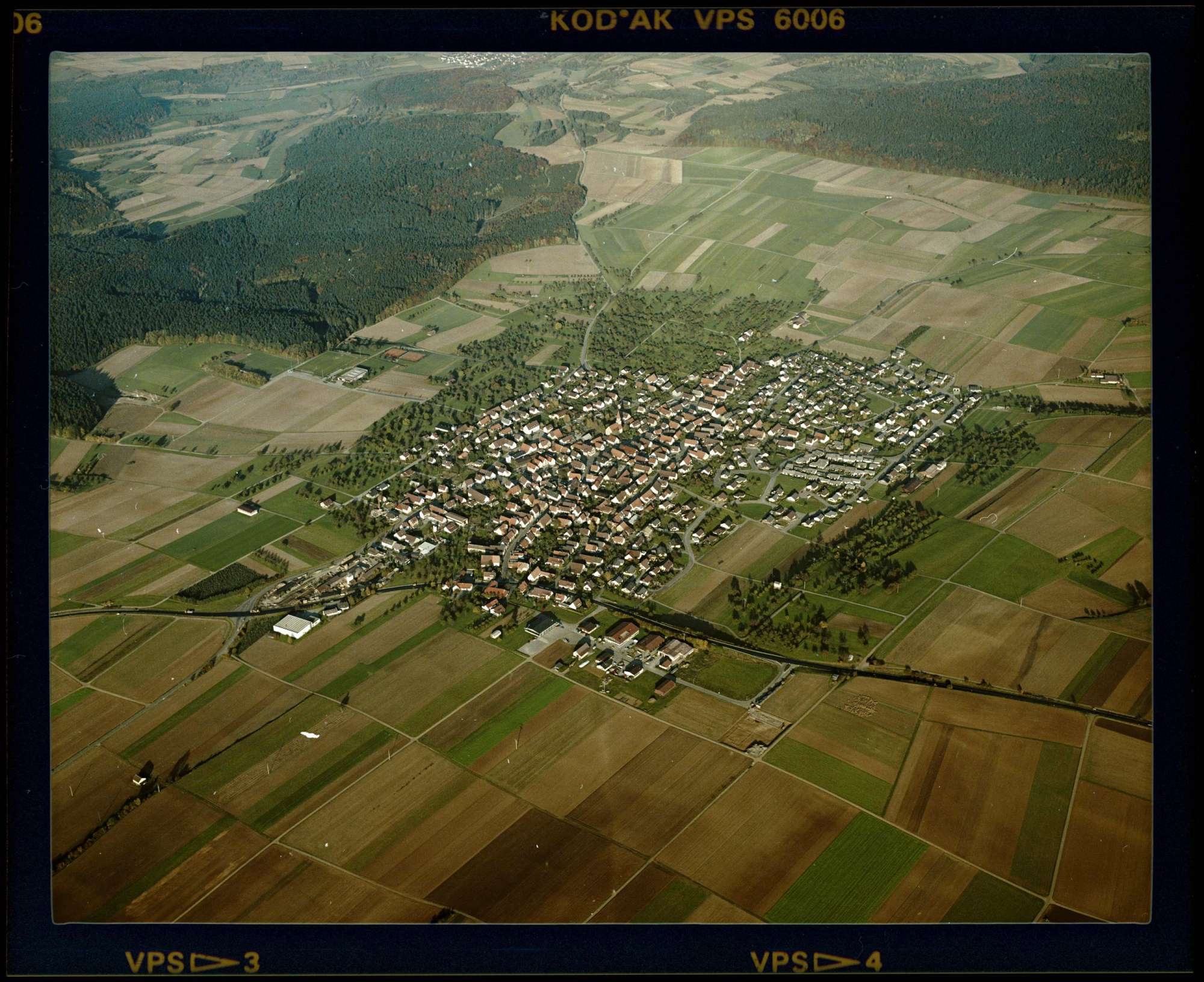 Deckenpfronn, Luftbild, Bild 1