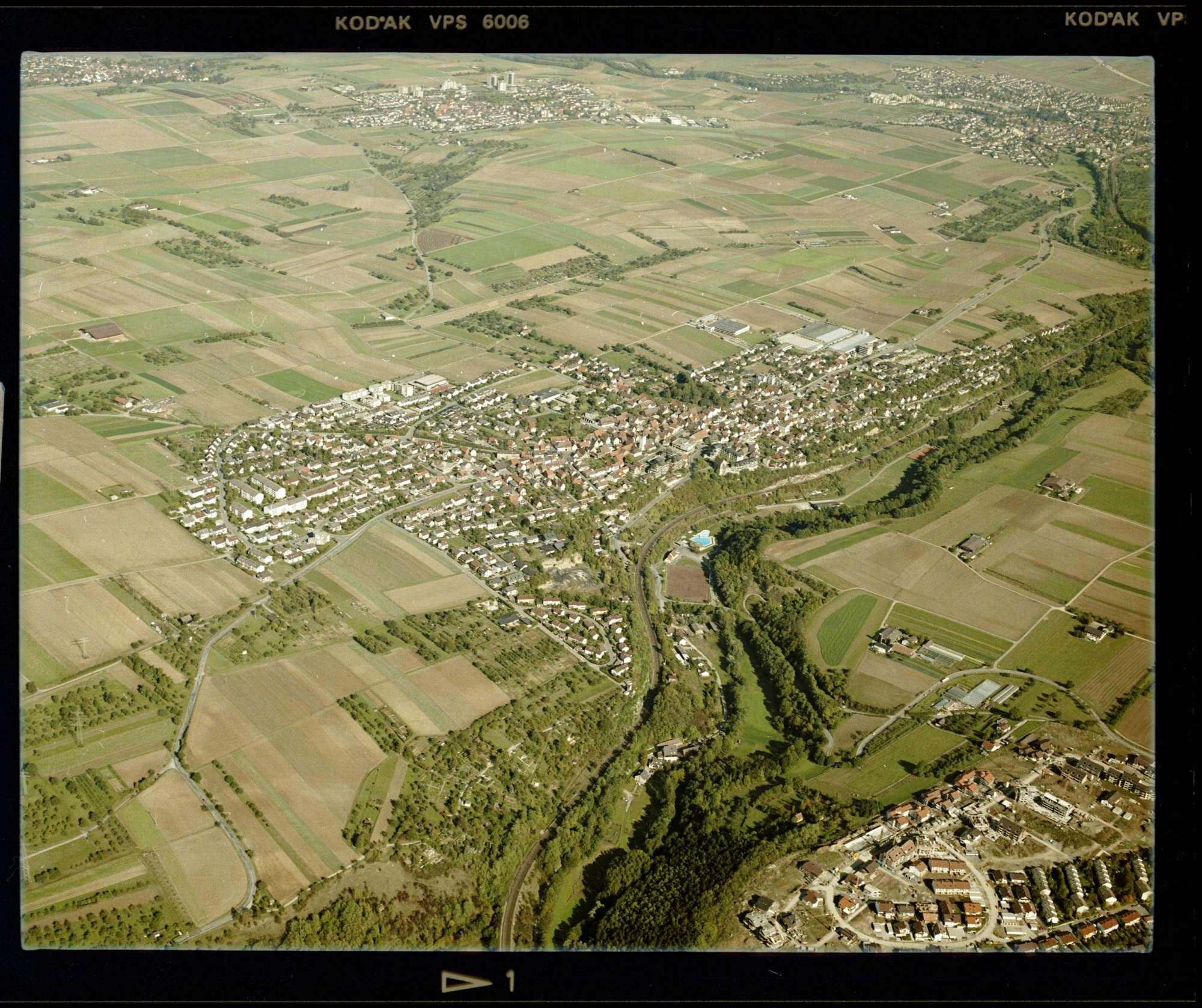 Höfingen, Luftbild, Bild 1