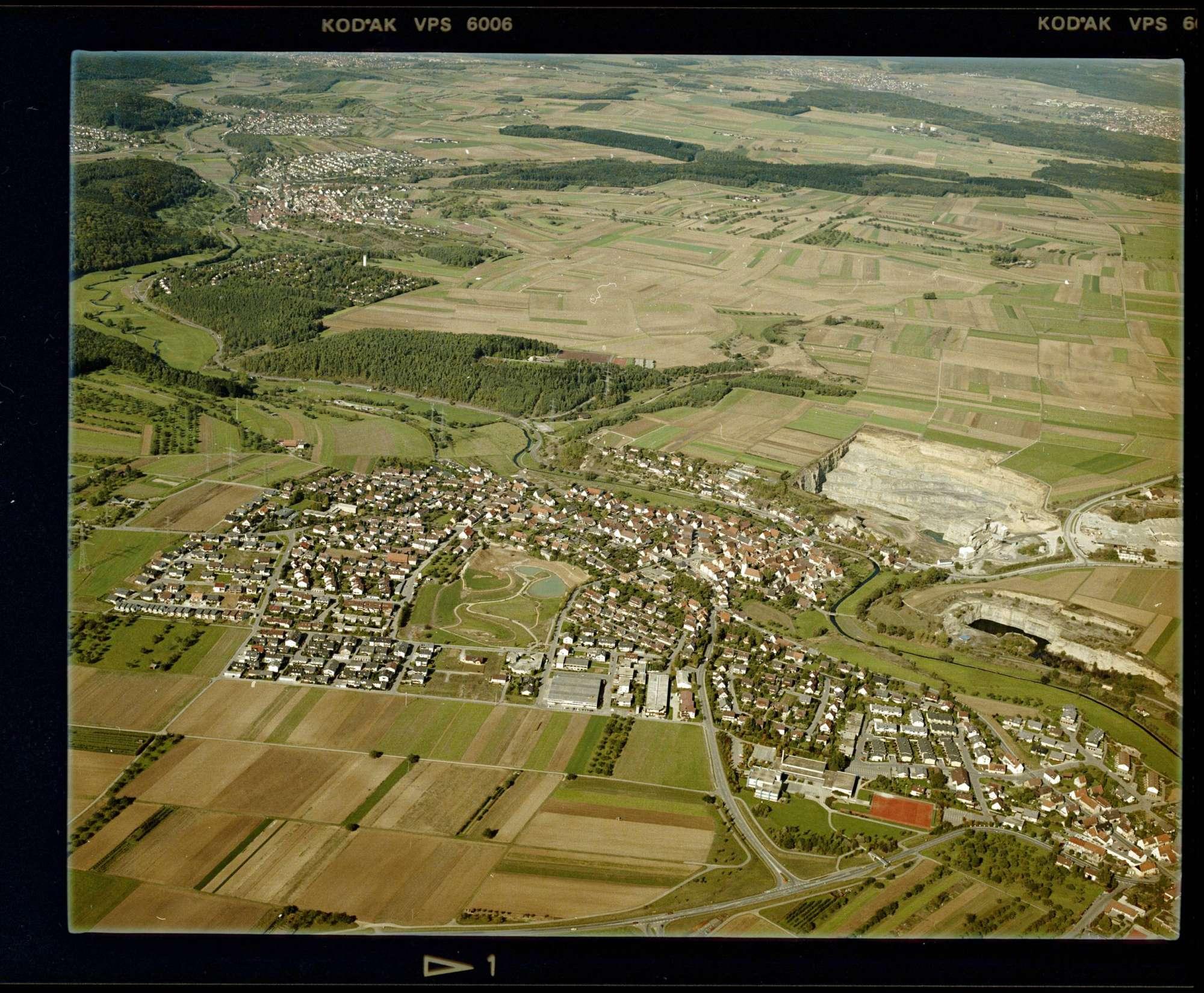 Darmsheim, Luftbild, Bild 1