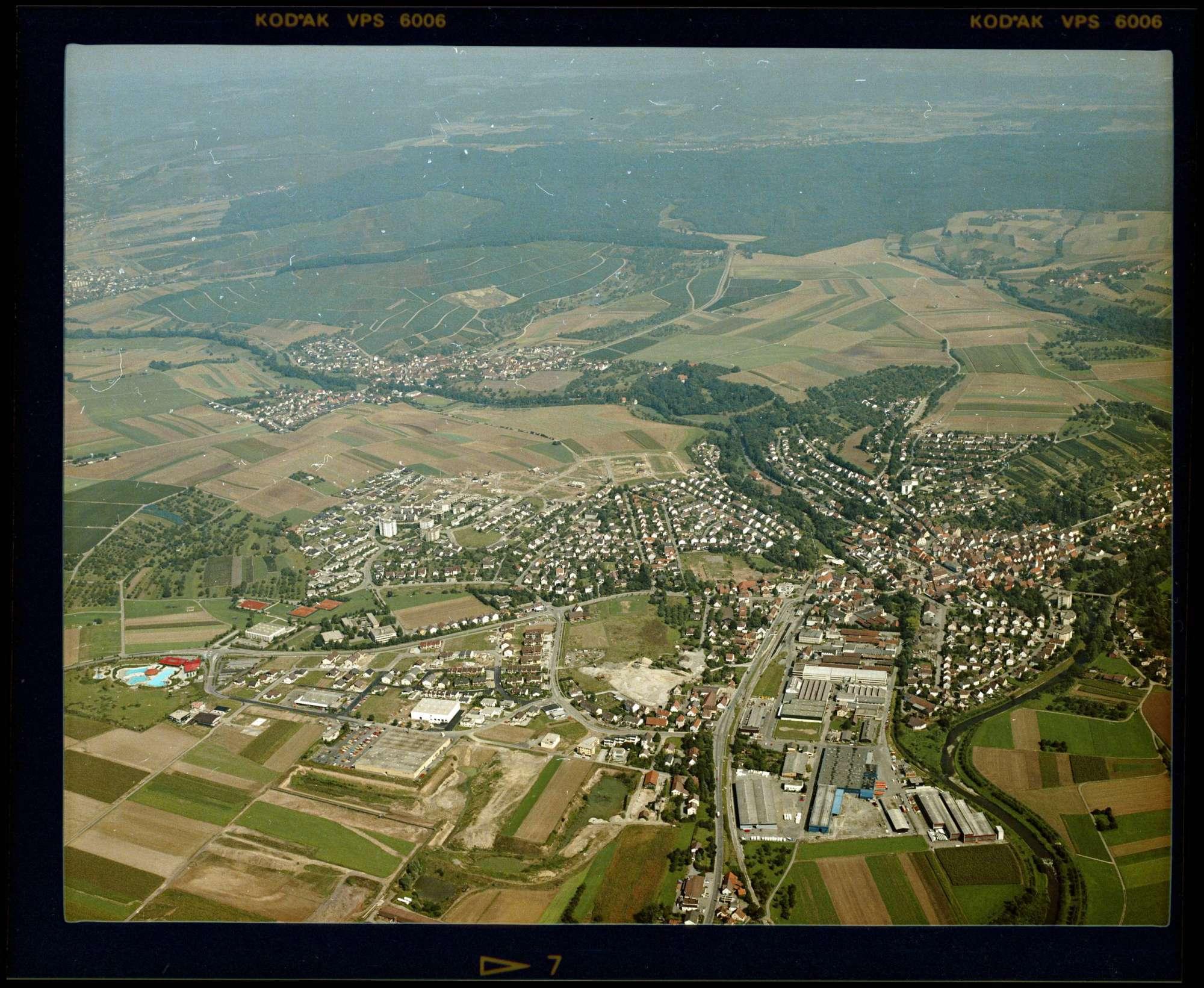 Steinheim an der Murr, Luftbild, Bild 1