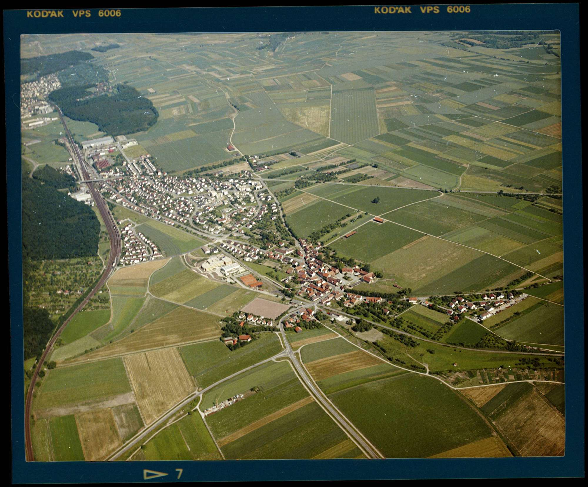 Kleinglattbach, Luftbild, Bild 1