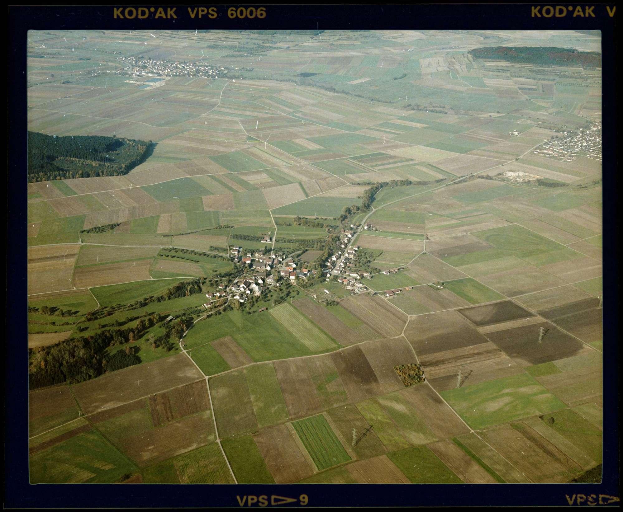 Waldhausen, Luftbild, Bild 1