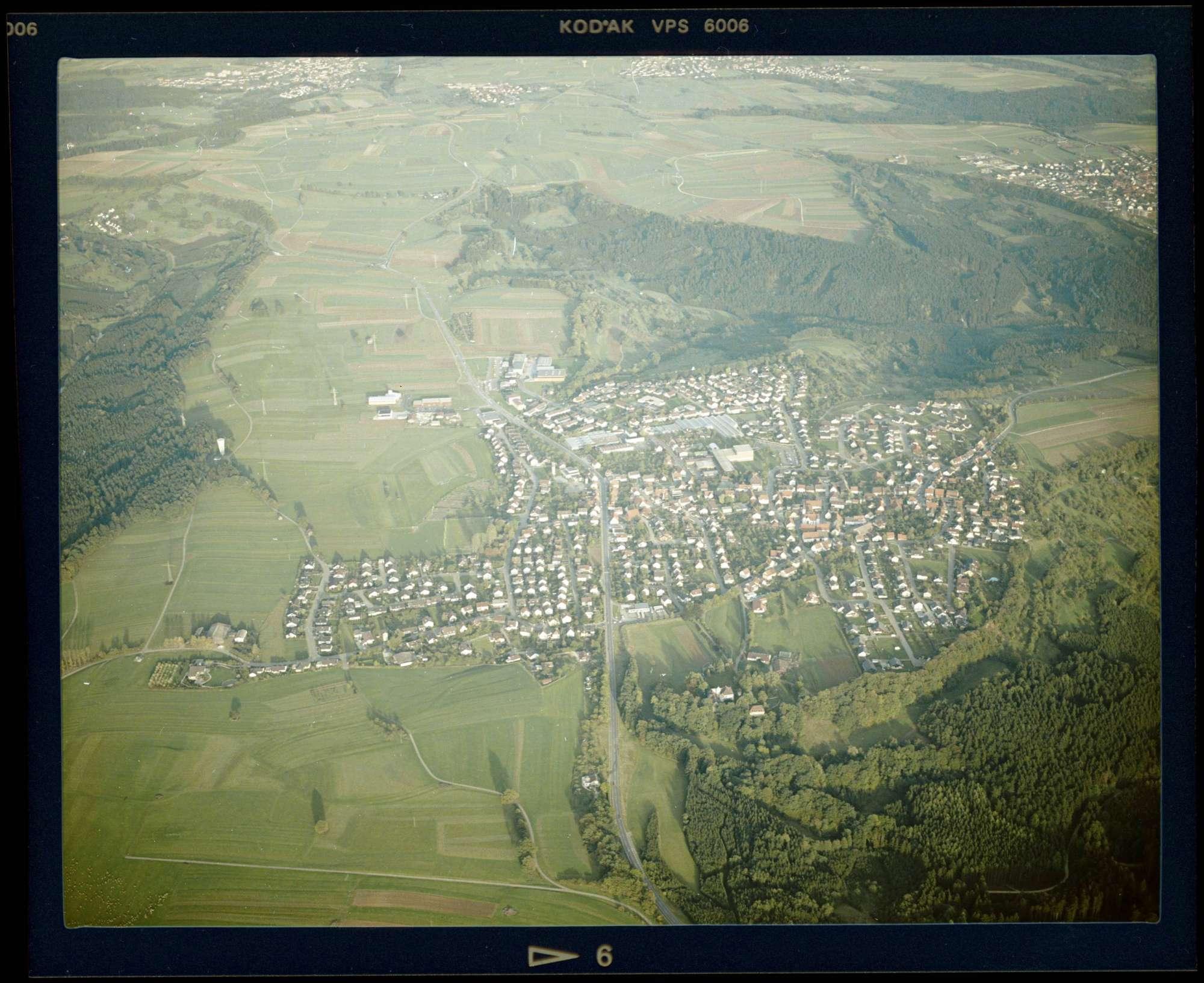 Lindach, Luftbild, Bild 1