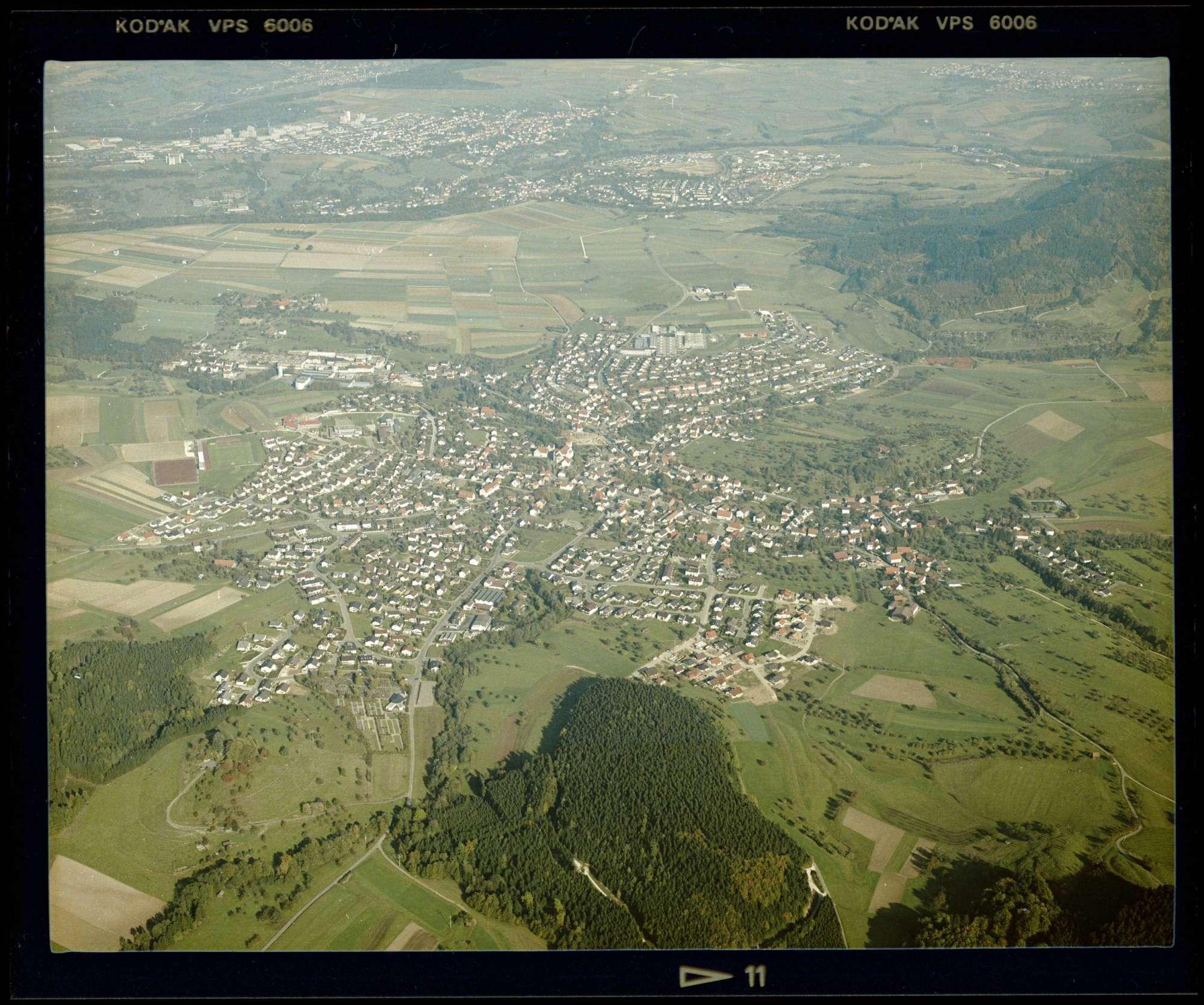 Waldstetten, Luftbild, Bild 1