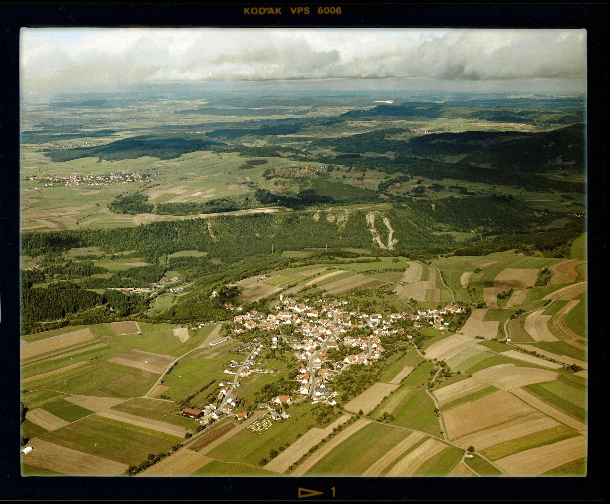 Ewattingen, Luftbild, Bild 1
