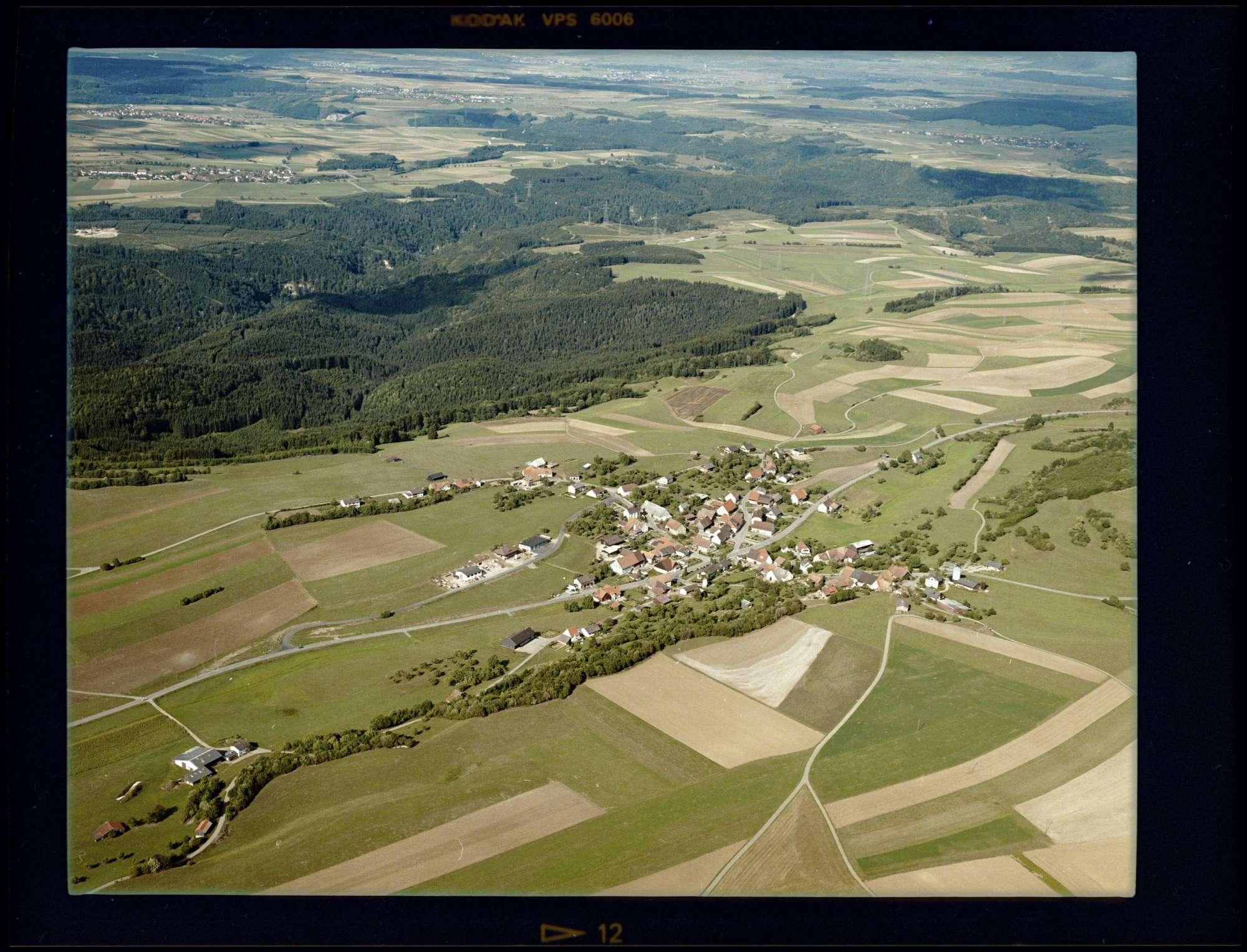 Münchingen, Luftbild, Bild 1