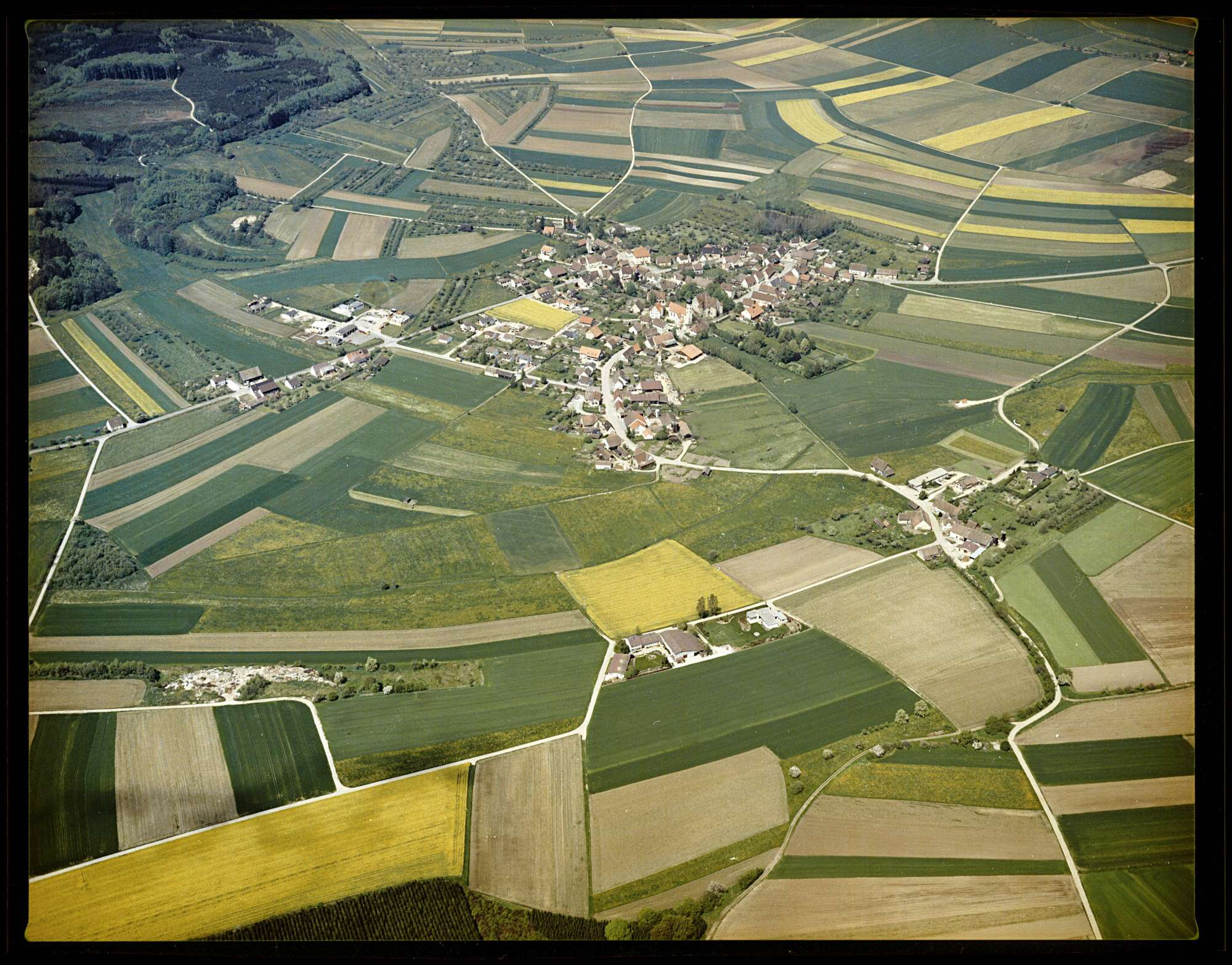 Wilflingen, Luftbild, Bild 1