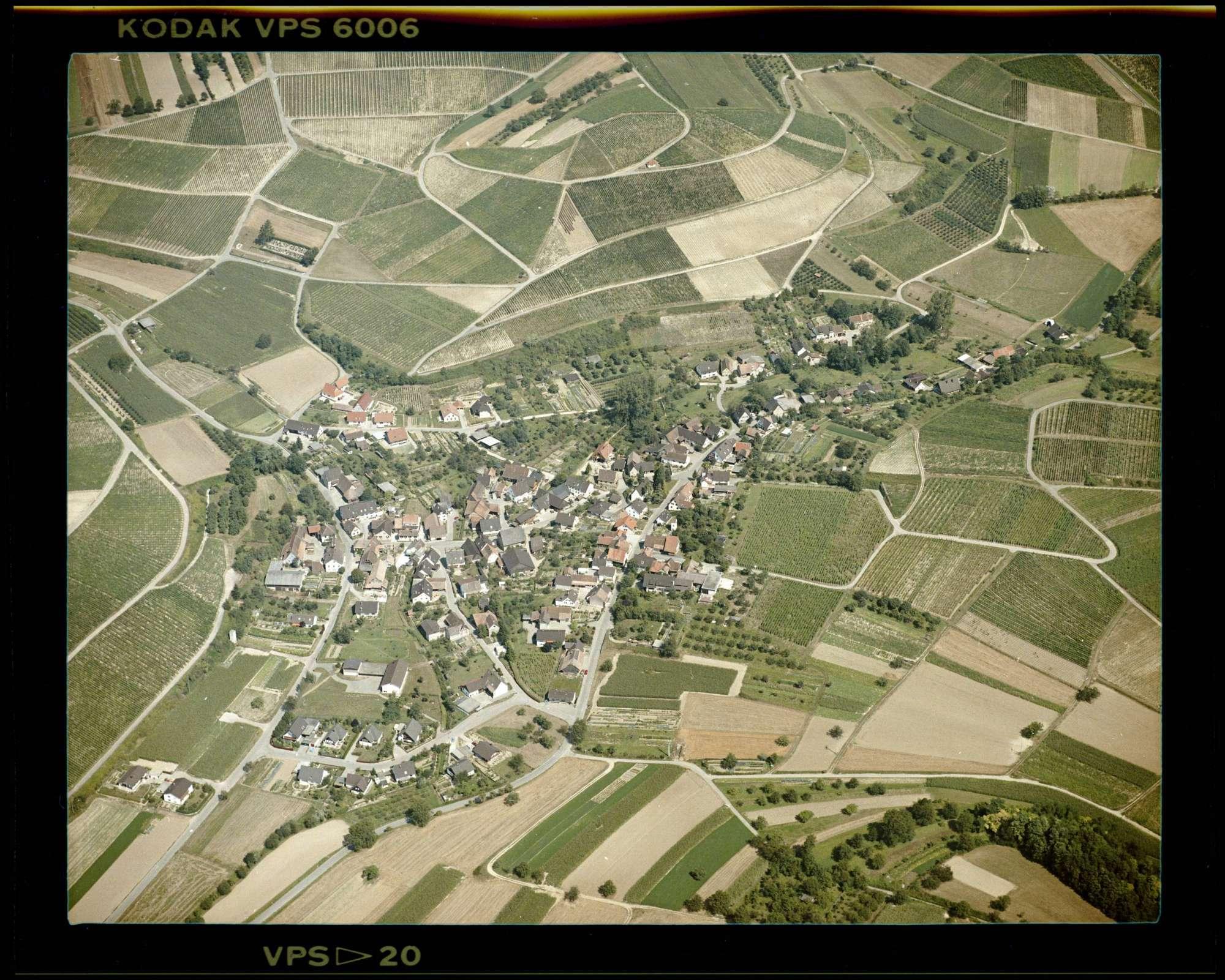 Mauchen, Luftbild, Bild 1