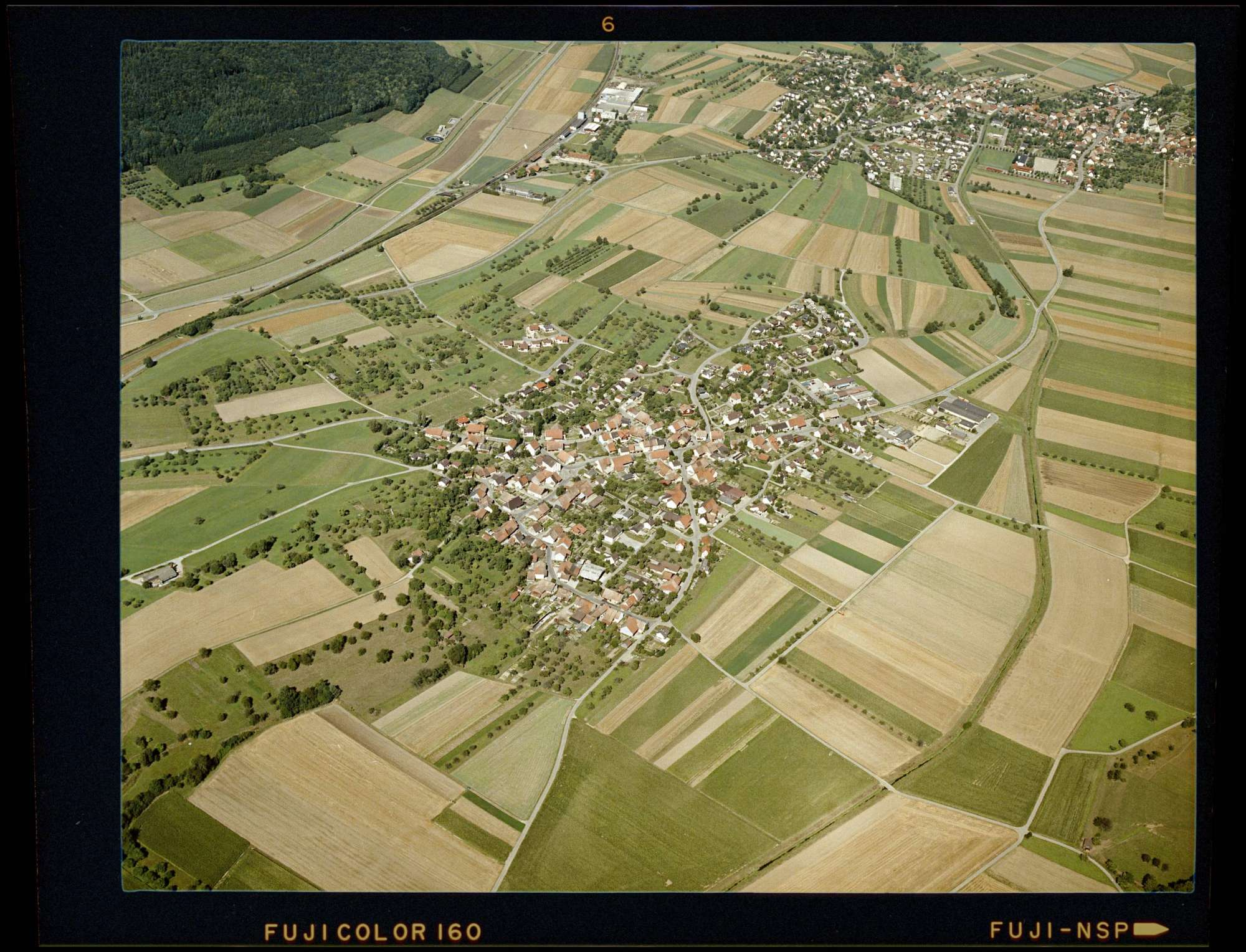 Geißlingen, Luftbild, Bild 1