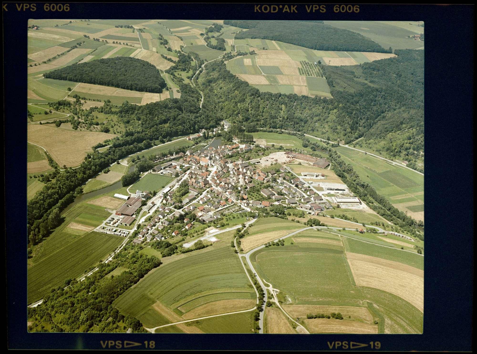 Berlichingen, Luftbild, Bild 1