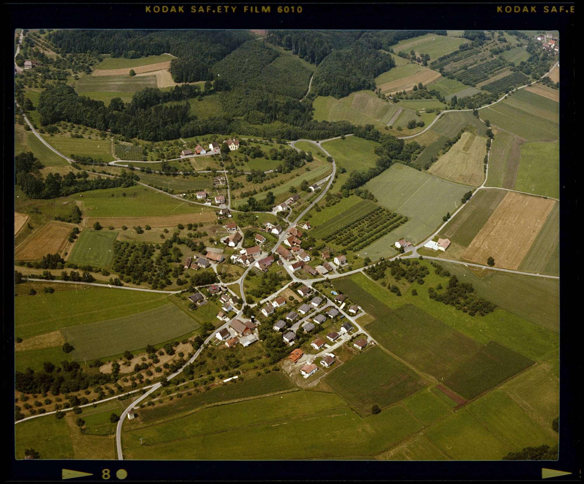 Baitenhausen, Luftbild, Bild 1