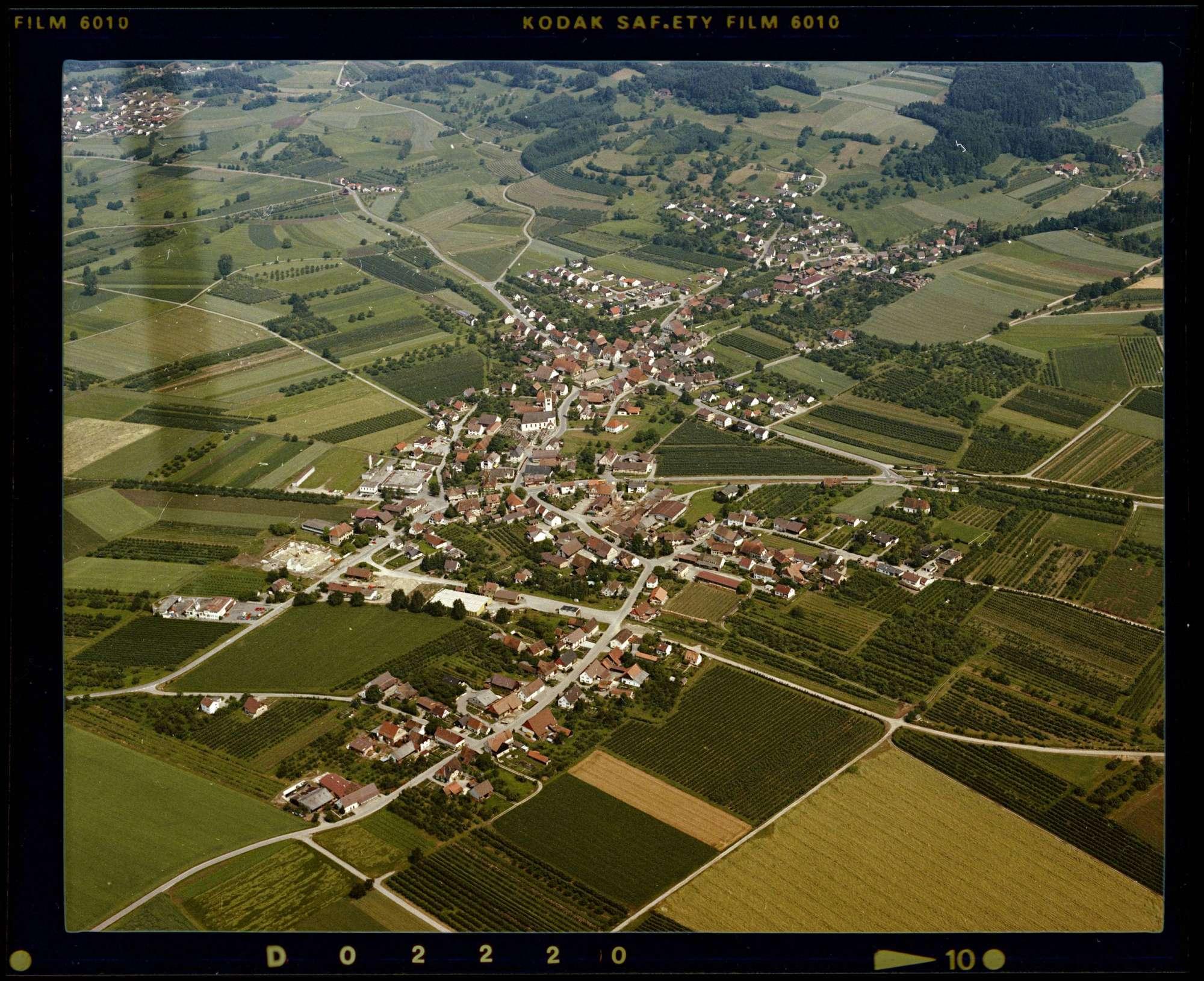Frickingen, Luftbild, Bild 1