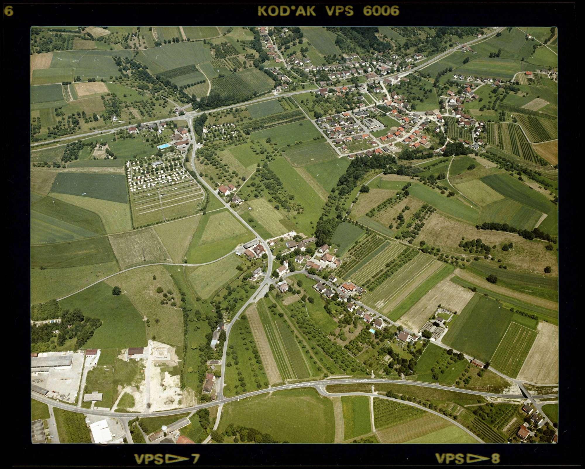 Bergheim, Luftbild, Bild 1