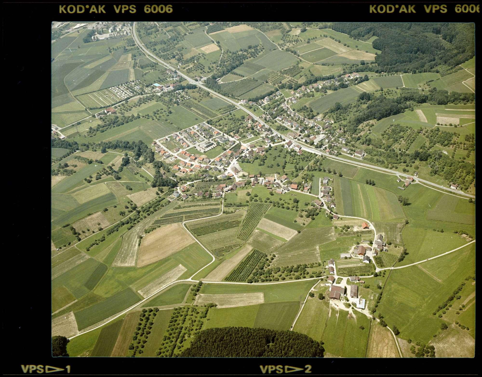 Leimbach, Luftbild, Bild 1