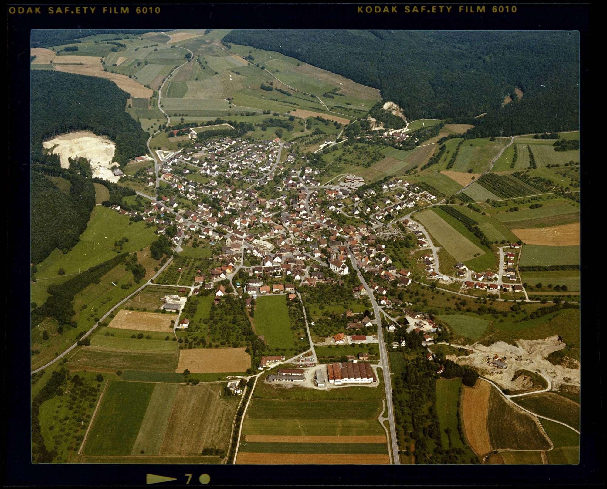 Eigeltingen, Luftbild, Bild 1