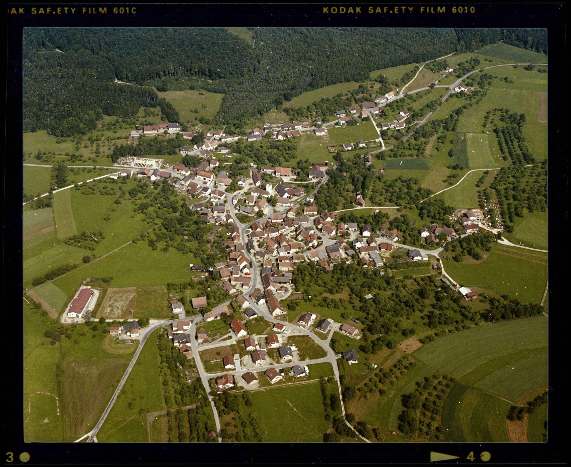 Heudorf im Hegau, Luftbild, Bild 1