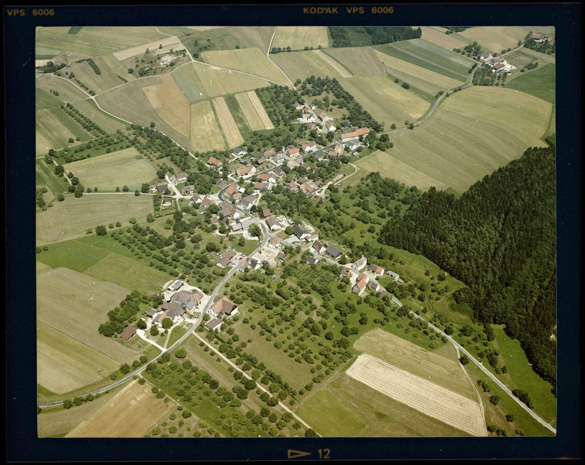Reute im Hegau, Luftbild, Bild 1