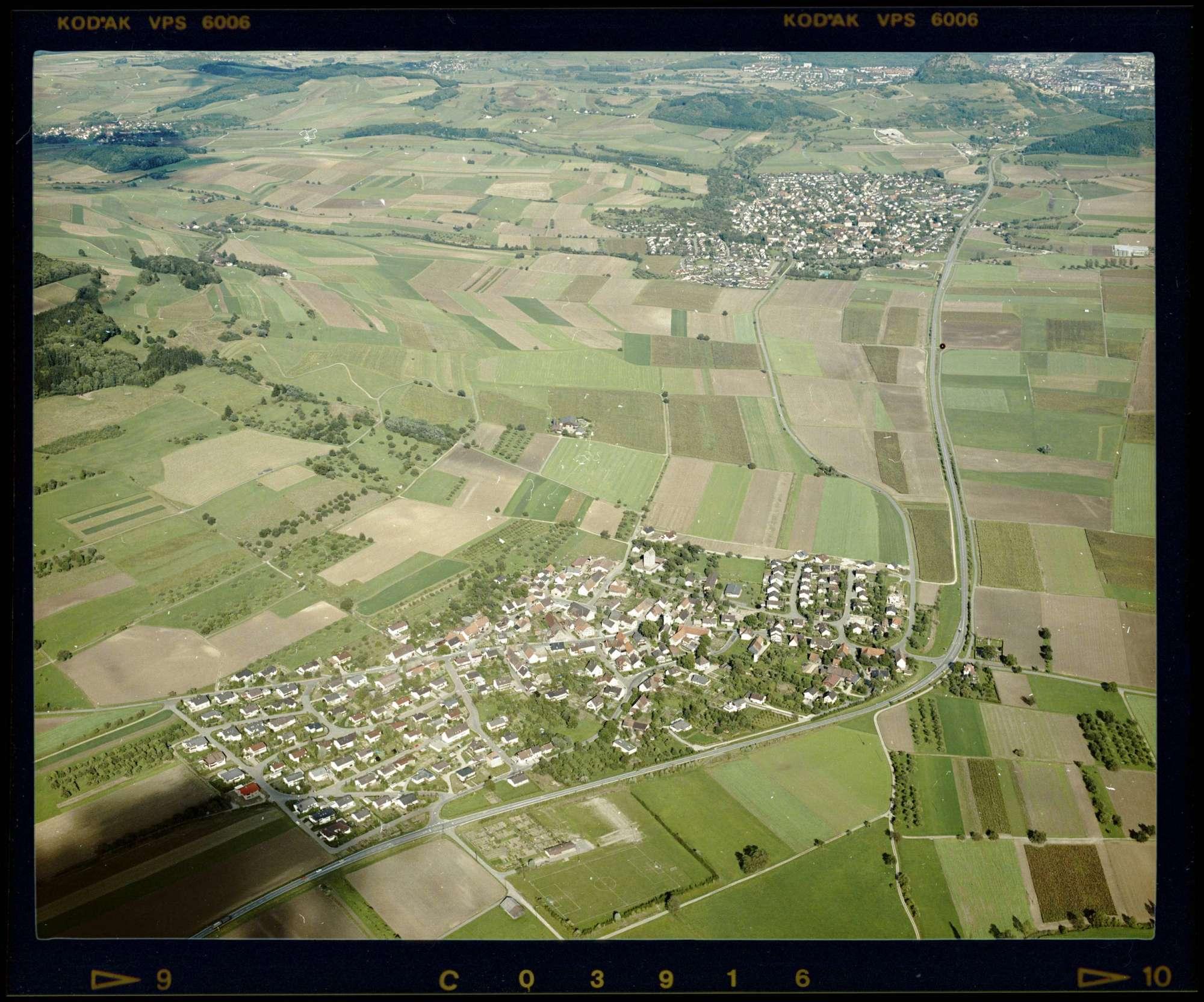Riedheim, Luftbild, Bild 1