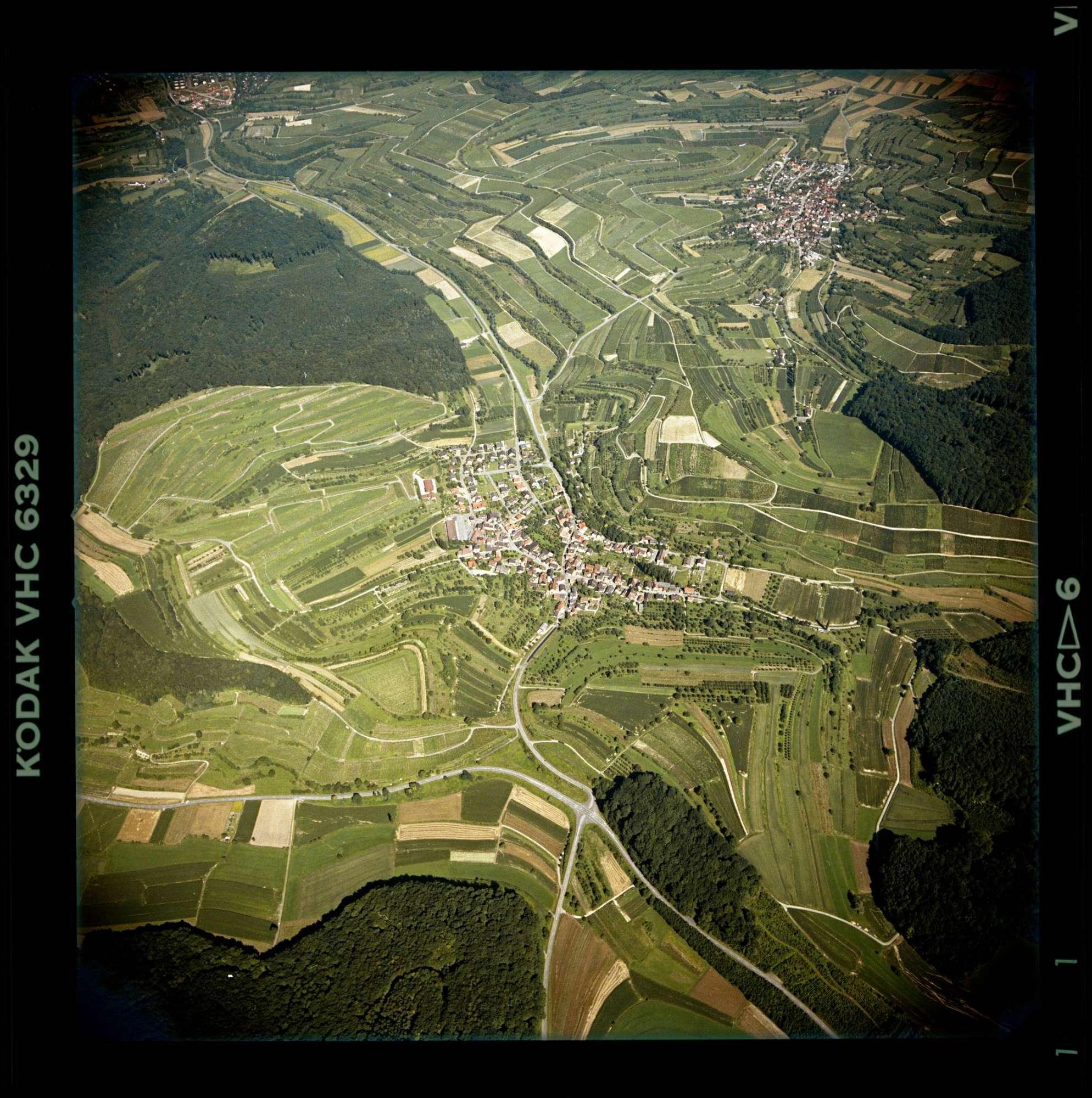 Bombach, Luftbild, Bild 1