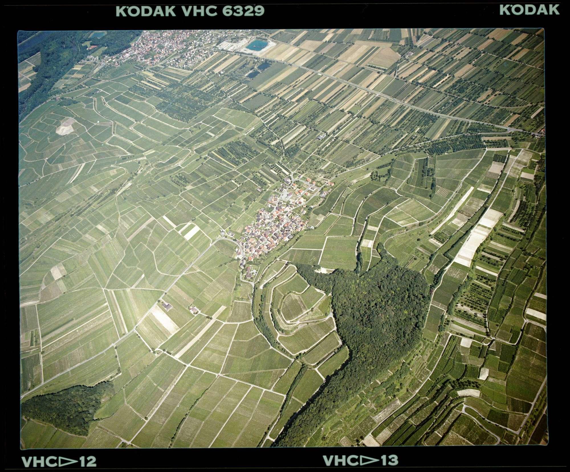 Leiselheim, Luftbild, Bild 1