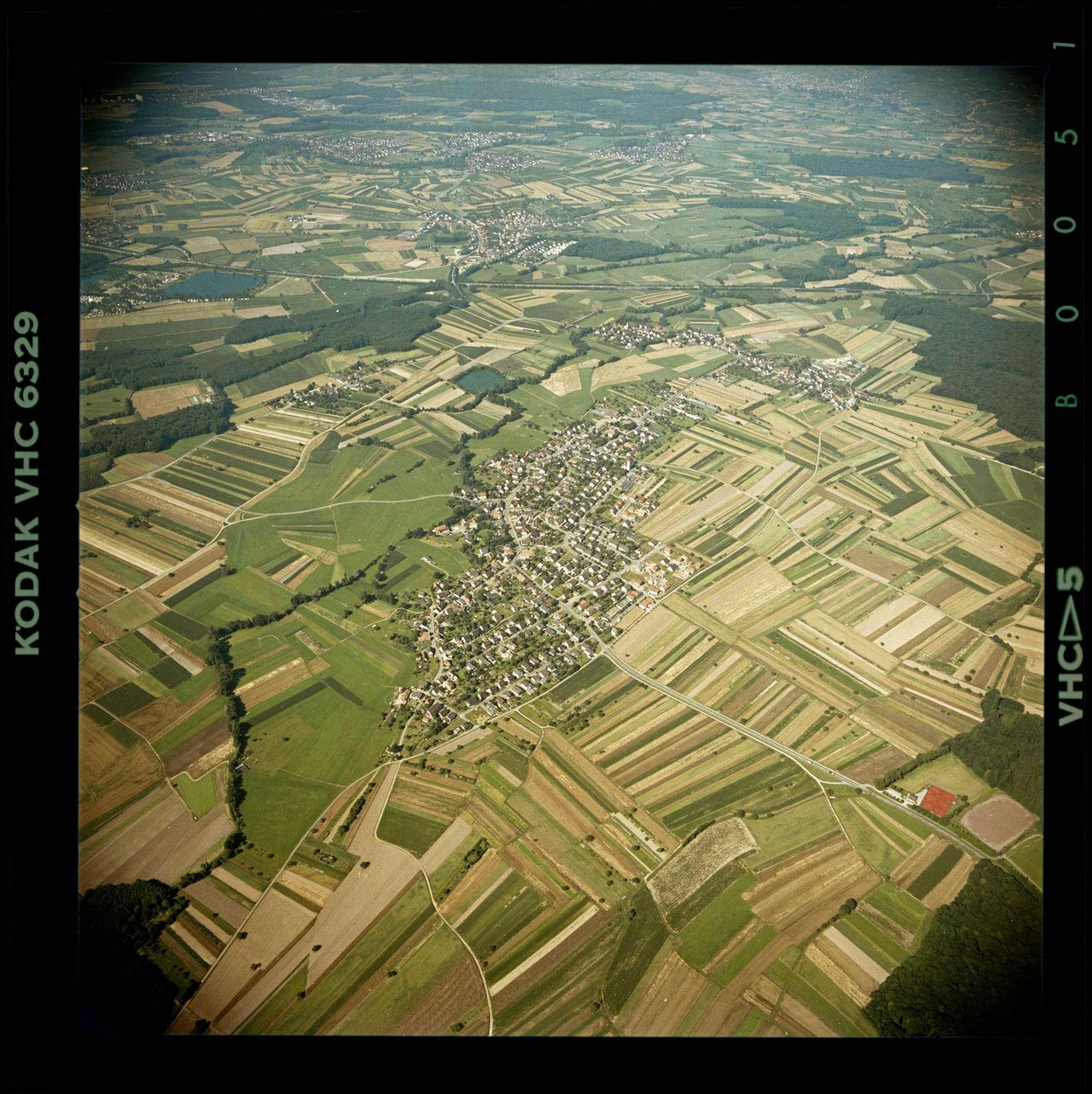 Oberreute, Luftbild, Bild 1