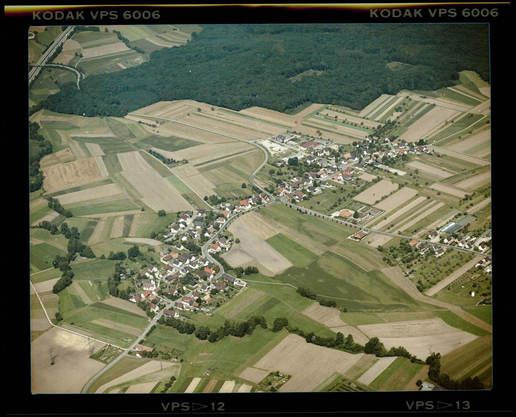 Unterreute, Luftbild, Bild 1