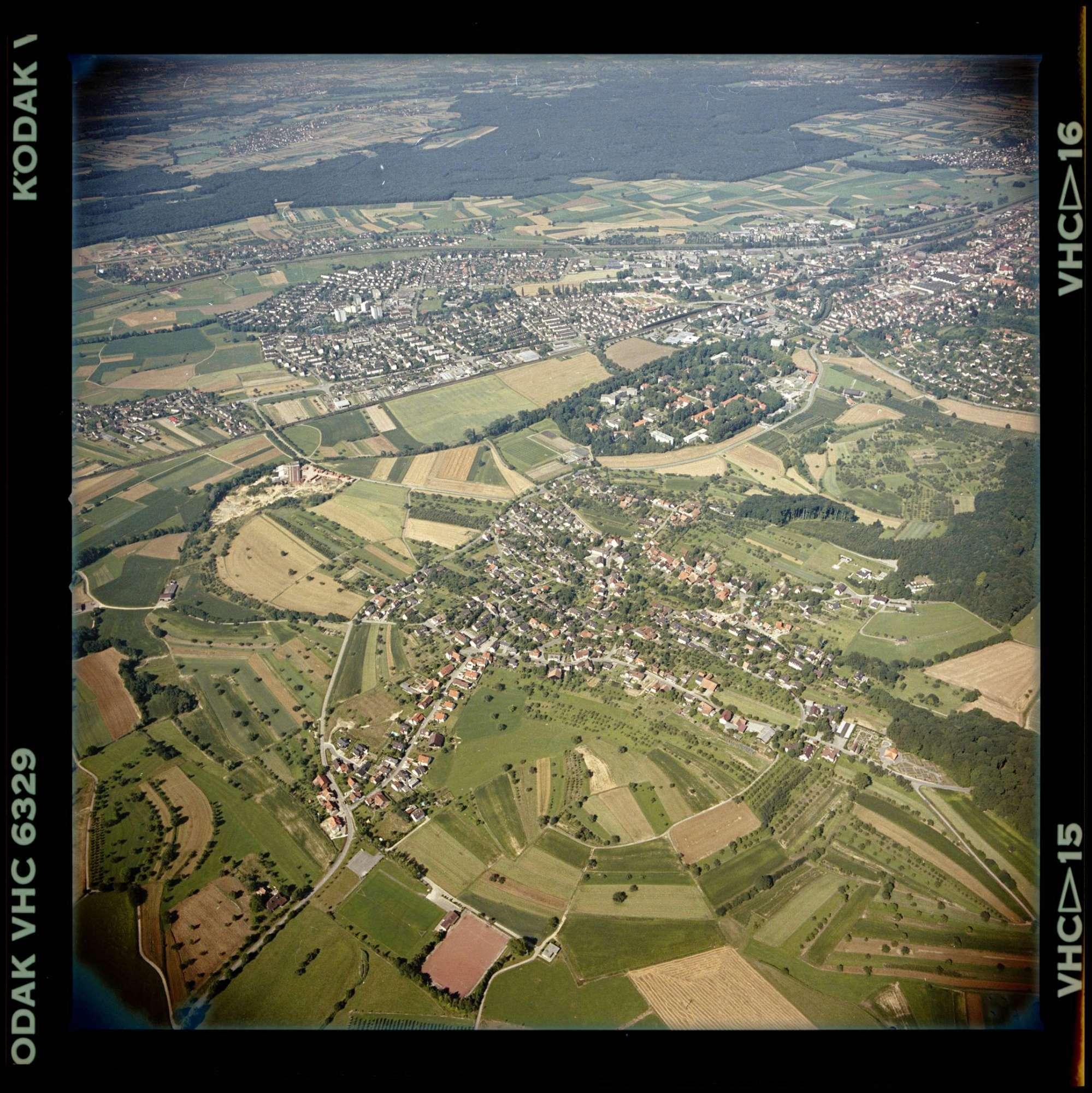 Windenreute, Luftbild, Bild 1