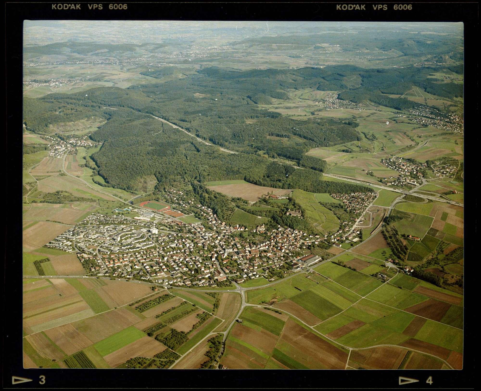 Untergruppenbach, Luftbild, Bild 1