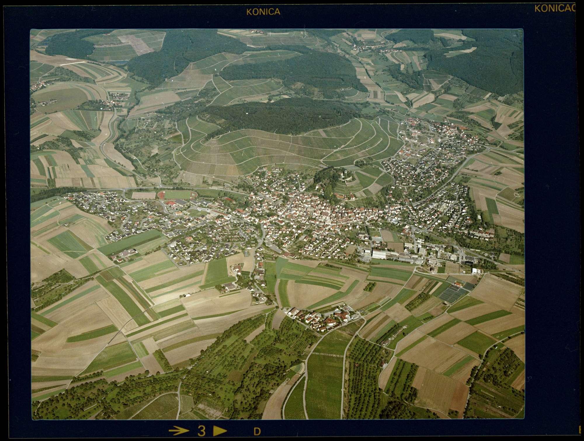 Beilstein, Luftbild, Bild 1