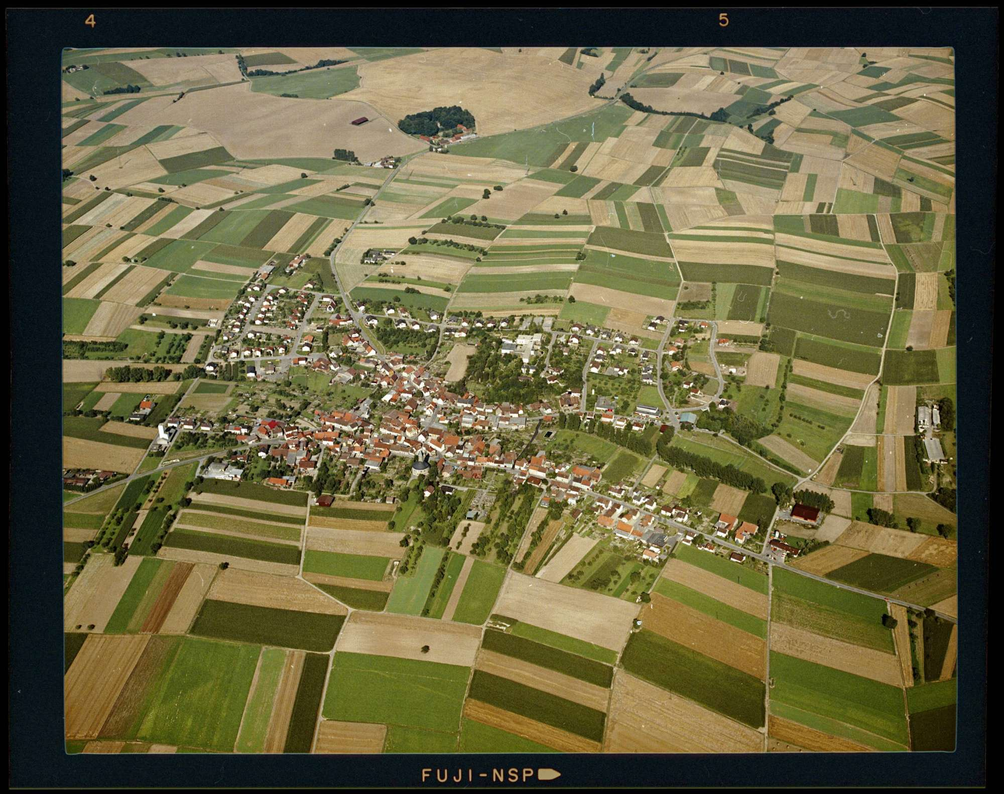 Adelshofen, Luftbild, Bild 1