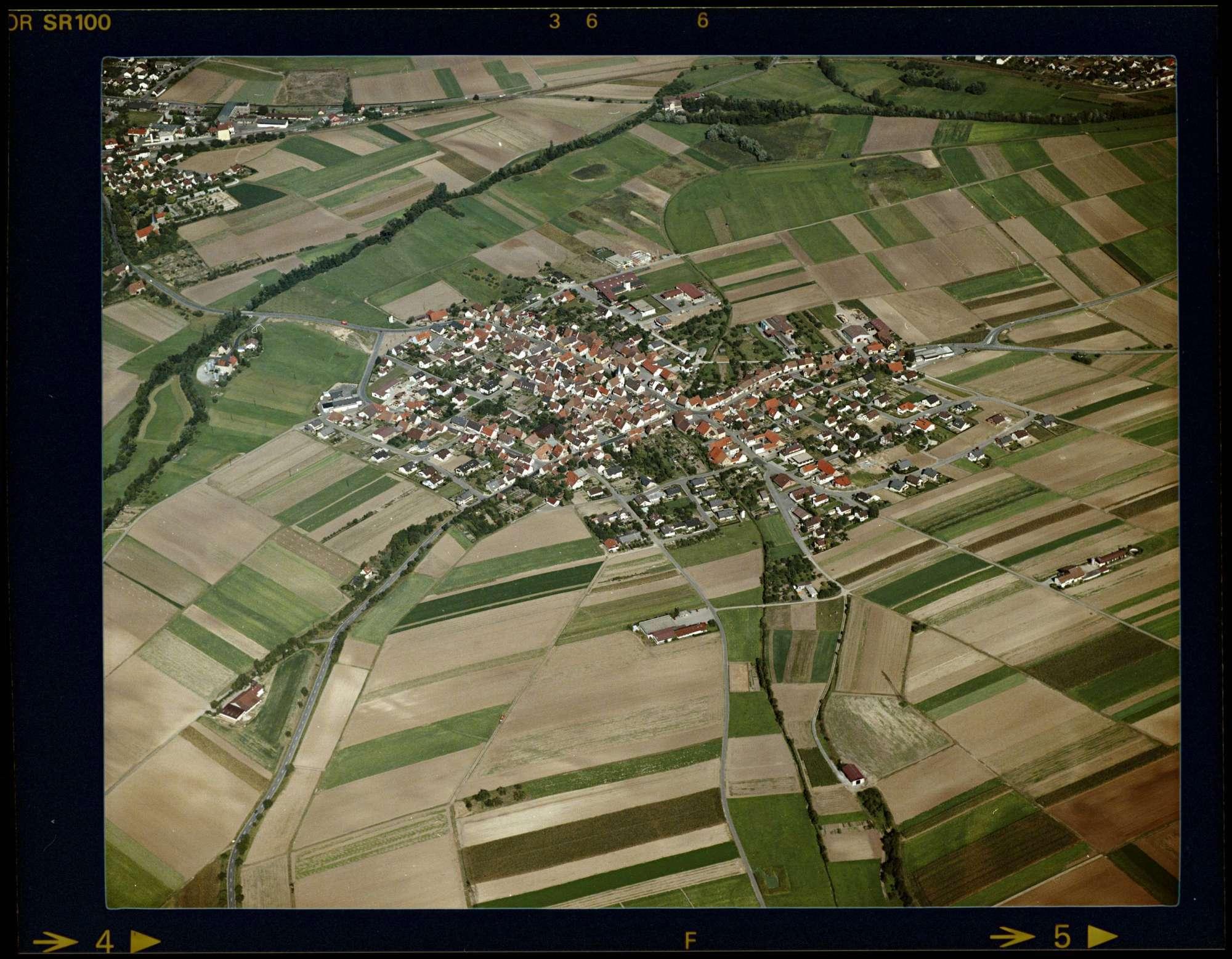 Botenheim, Luftbild, Bild 1